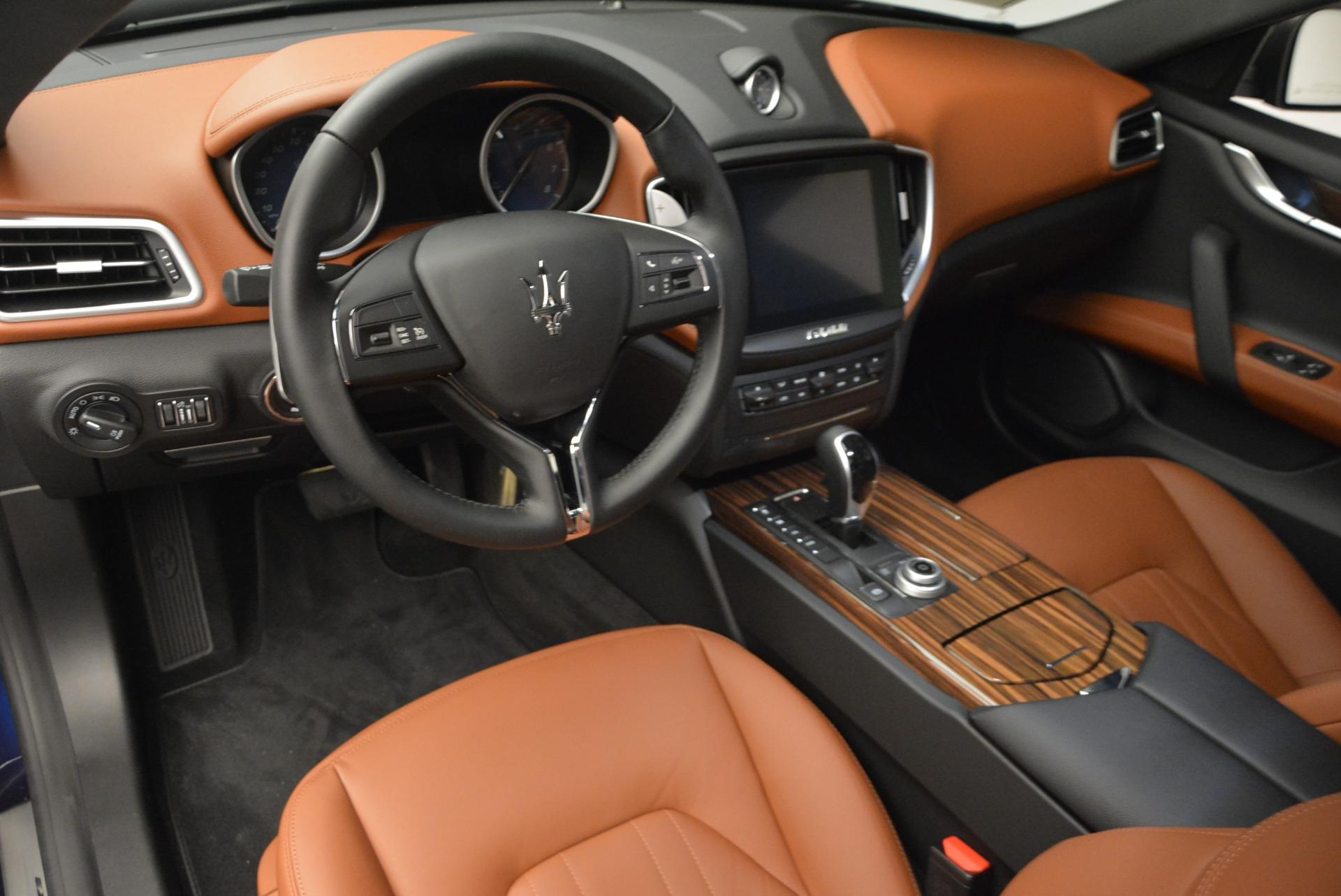 Used 2017 Maserati Ghibli S Q4 EX-LOANER For Sale In Greenwich, CT 608_p16