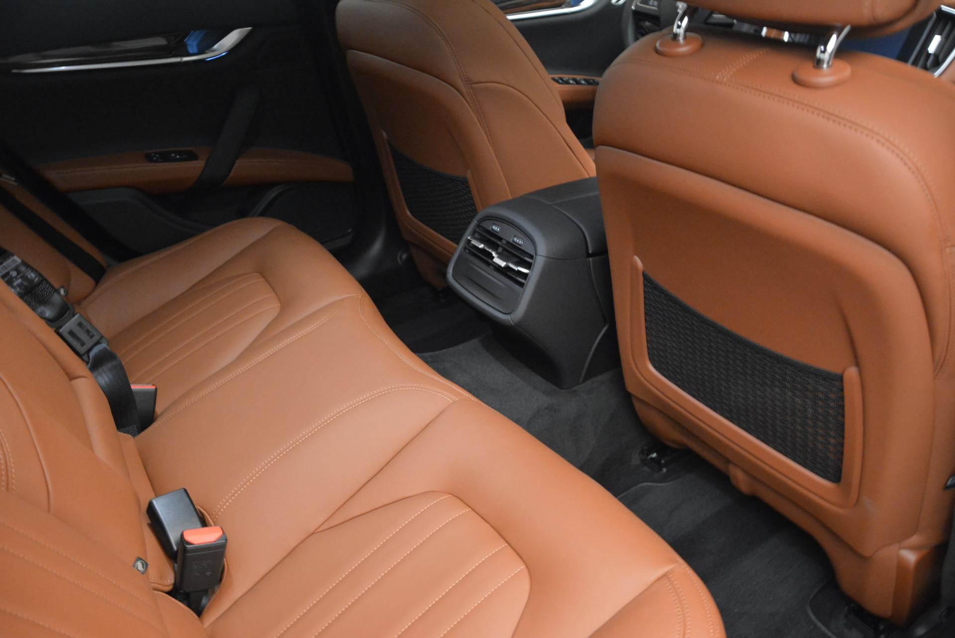 Used 2017 Maserati Ghibli S Q4 EX-LOANER For Sale In Greenwich, CT 608_p23