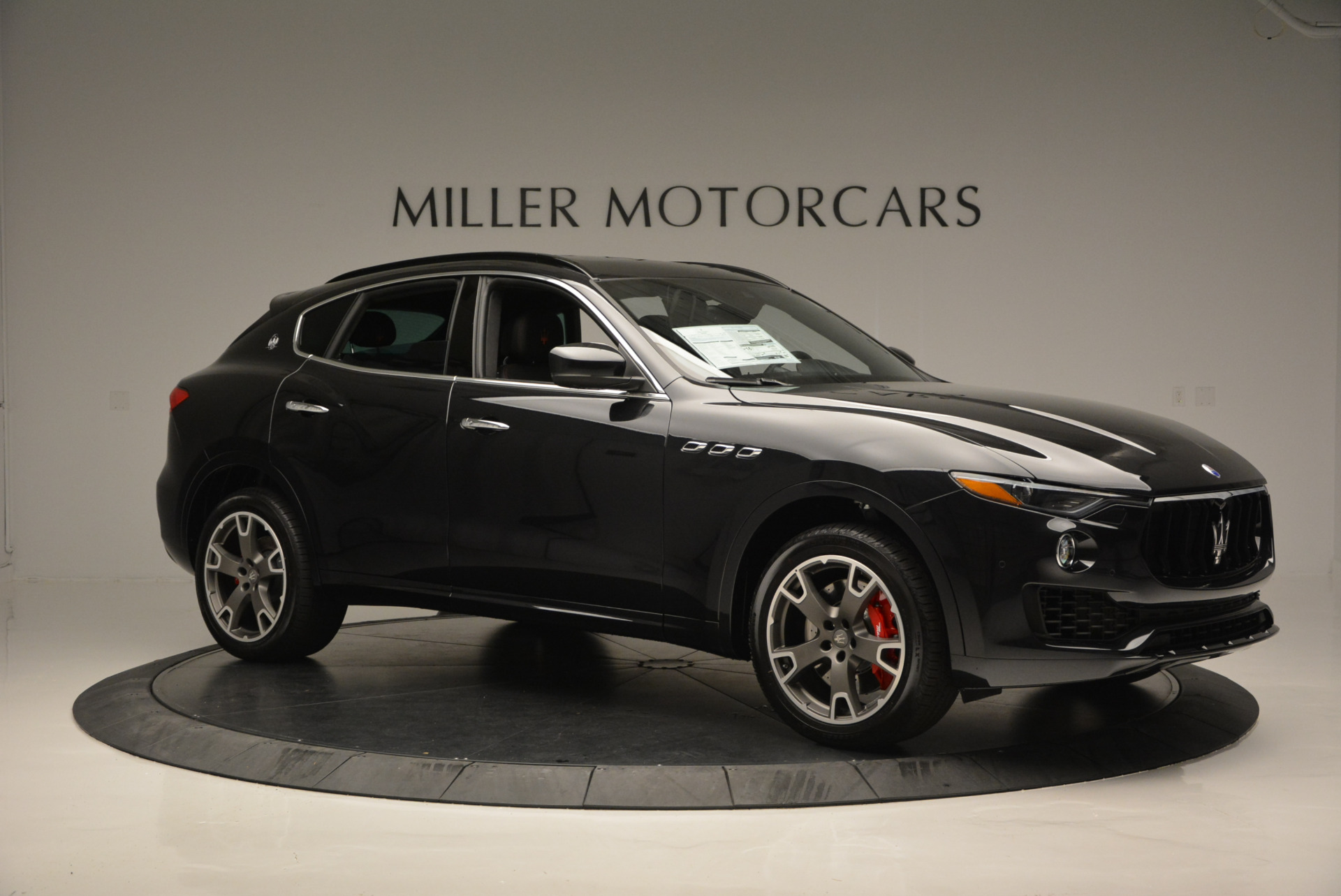 New 2017 Maserati Levante  For Sale In Greenwich, CT 609_p10
