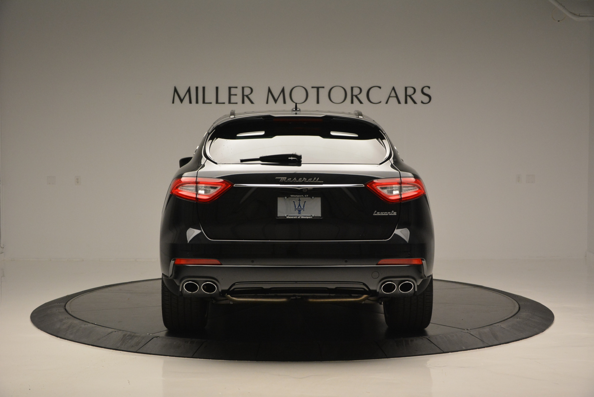 New 2017 Maserati Levante  For Sale In Greenwich, CT 609_p6