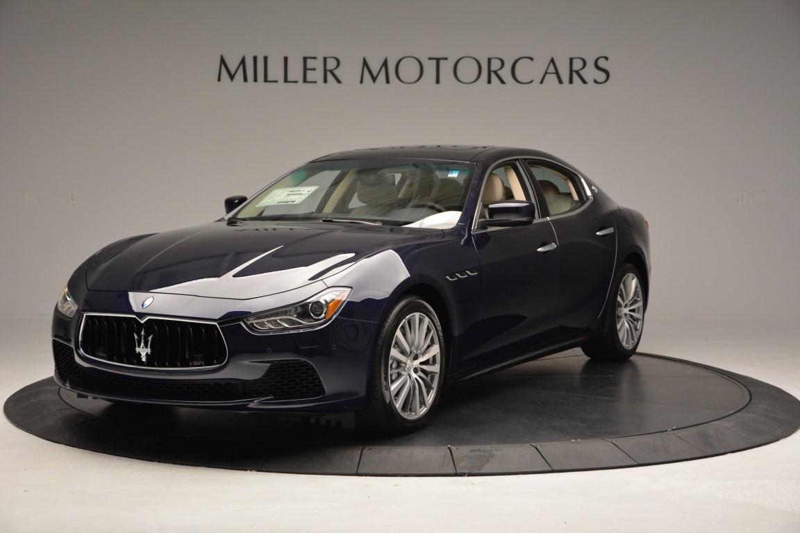 New 2016 Maserati Ghibli S Q4 For Sale In Greenwich, CT 61_main