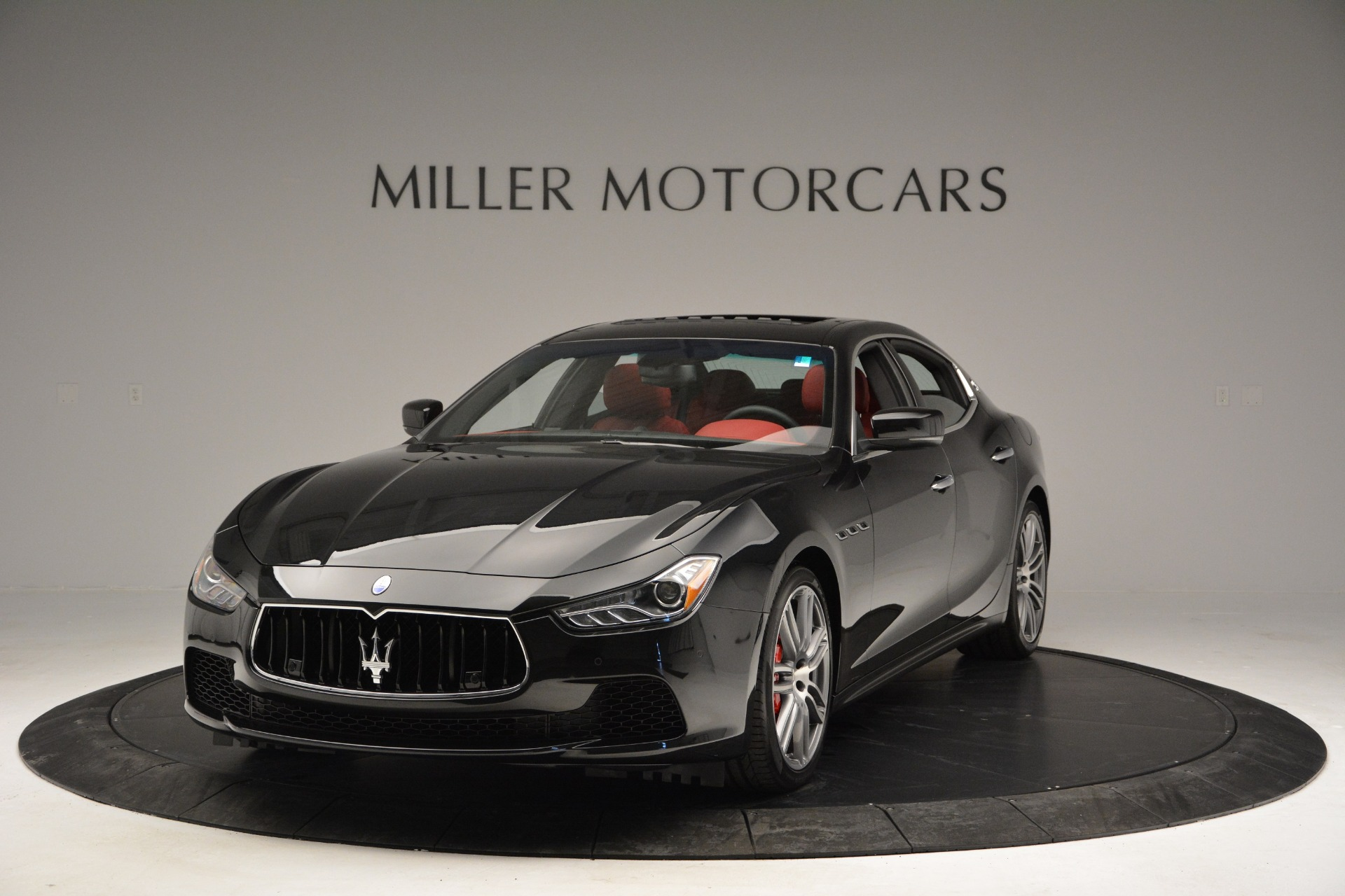 New 2017 Maserati Ghibli S Q4 For Sale In Greenwich, CT 610_main