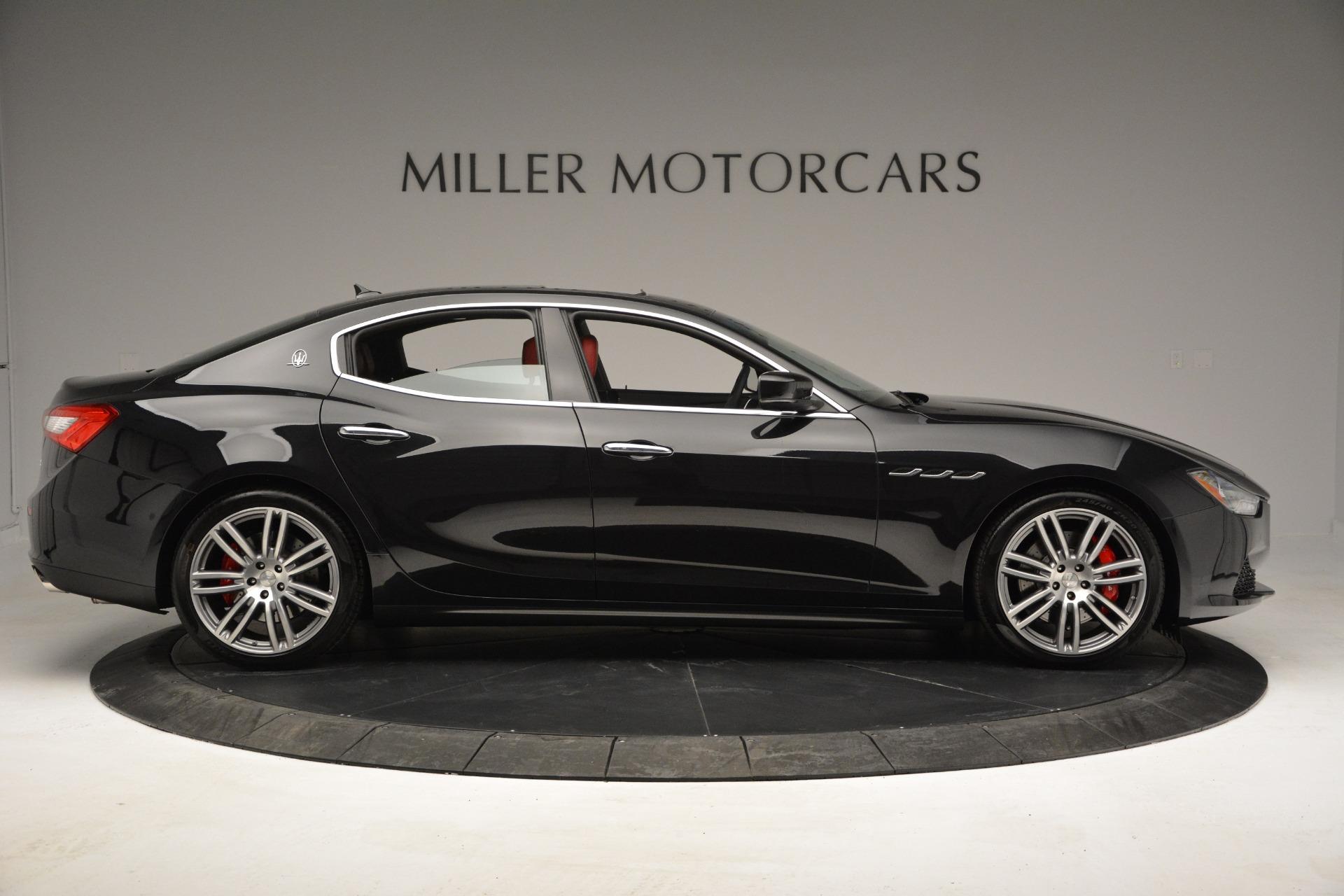 New 2017 Maserati Ghibli S Q4 For Sale In Greenwich, CT 610_p10