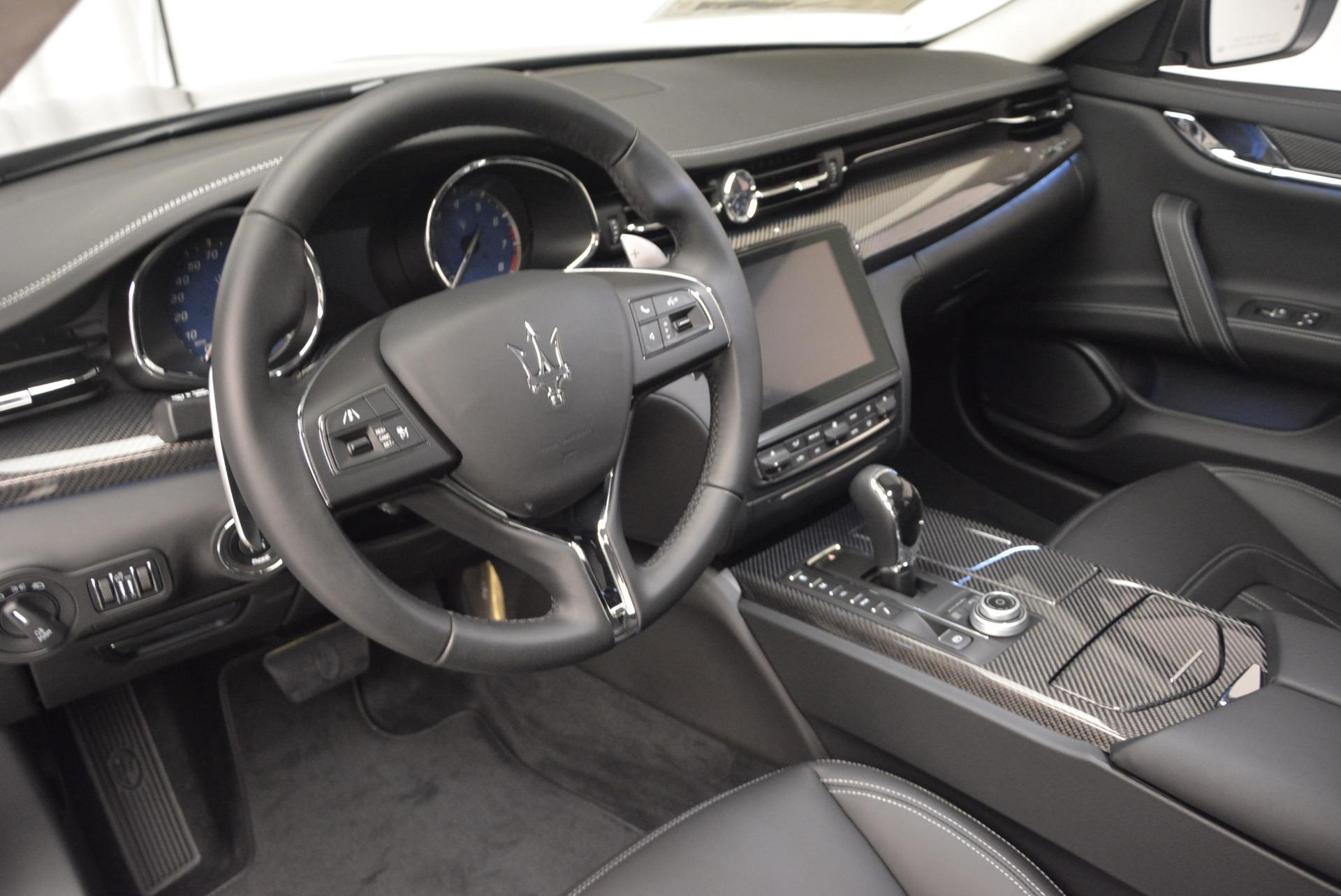 New 2017 Maserati Quattroporte S Q4 GranLusso For Sale In Greenwich, CT 611_p13