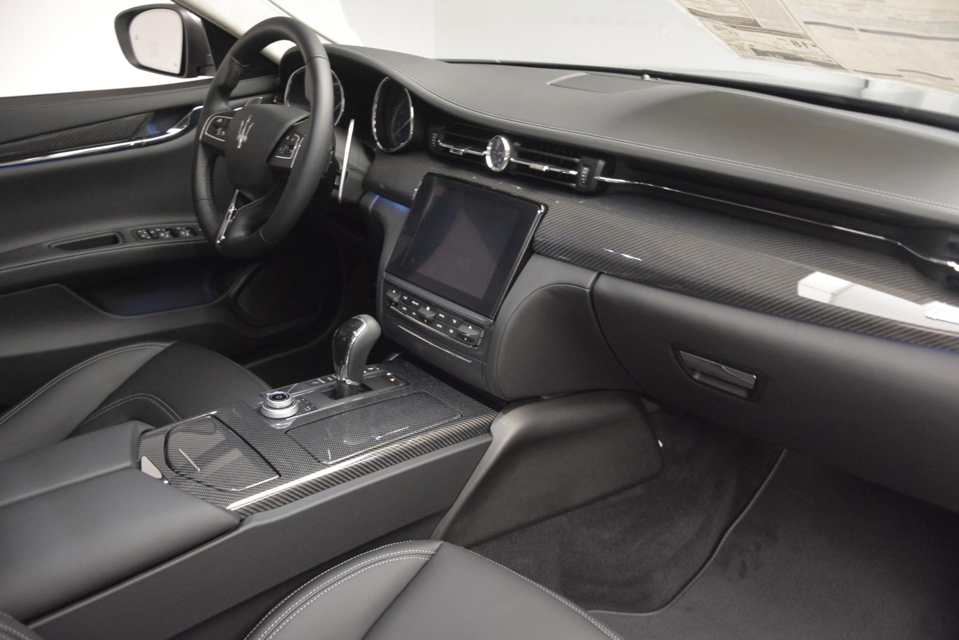 New 2017 Maserati Quattroporte S Q4 GranLusso For Sale In Greenwich, CT 611_p21