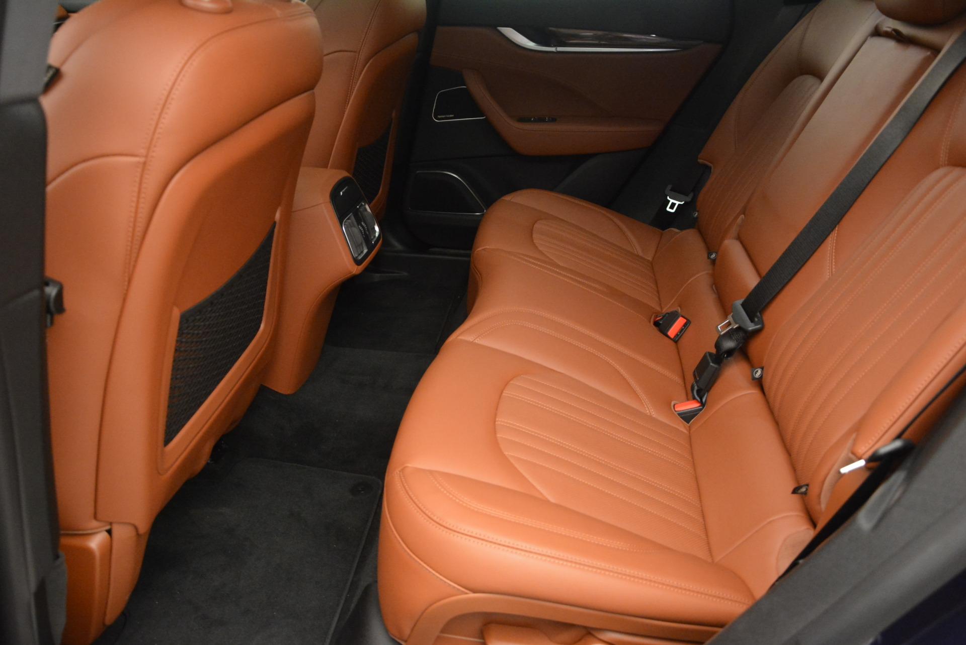 New 2017 Maserati Levante  For Sale In Greenwich, CT 612_p17