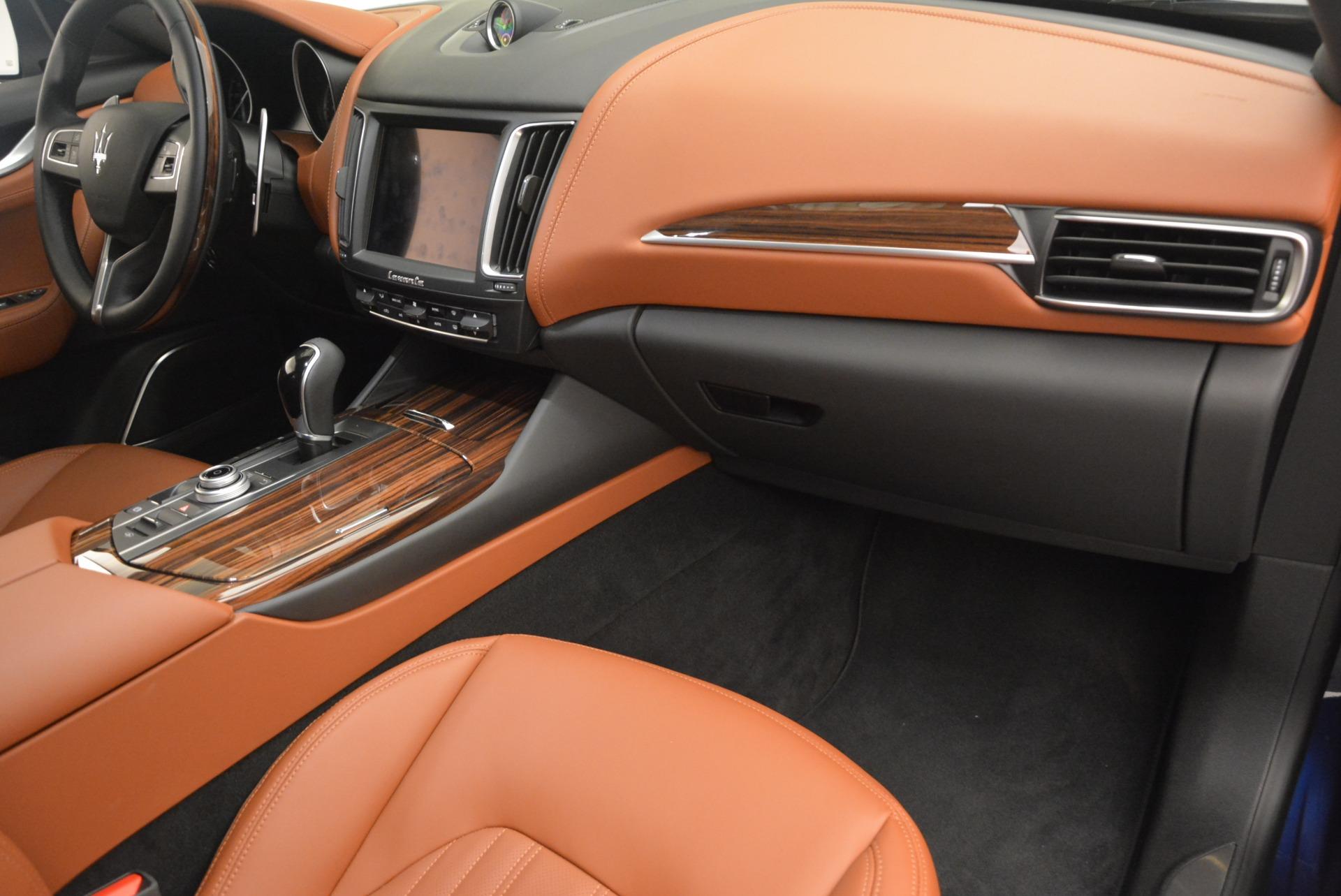 New 2017 Maserati Levante  For Sale In Greenwich, CT 612_p19