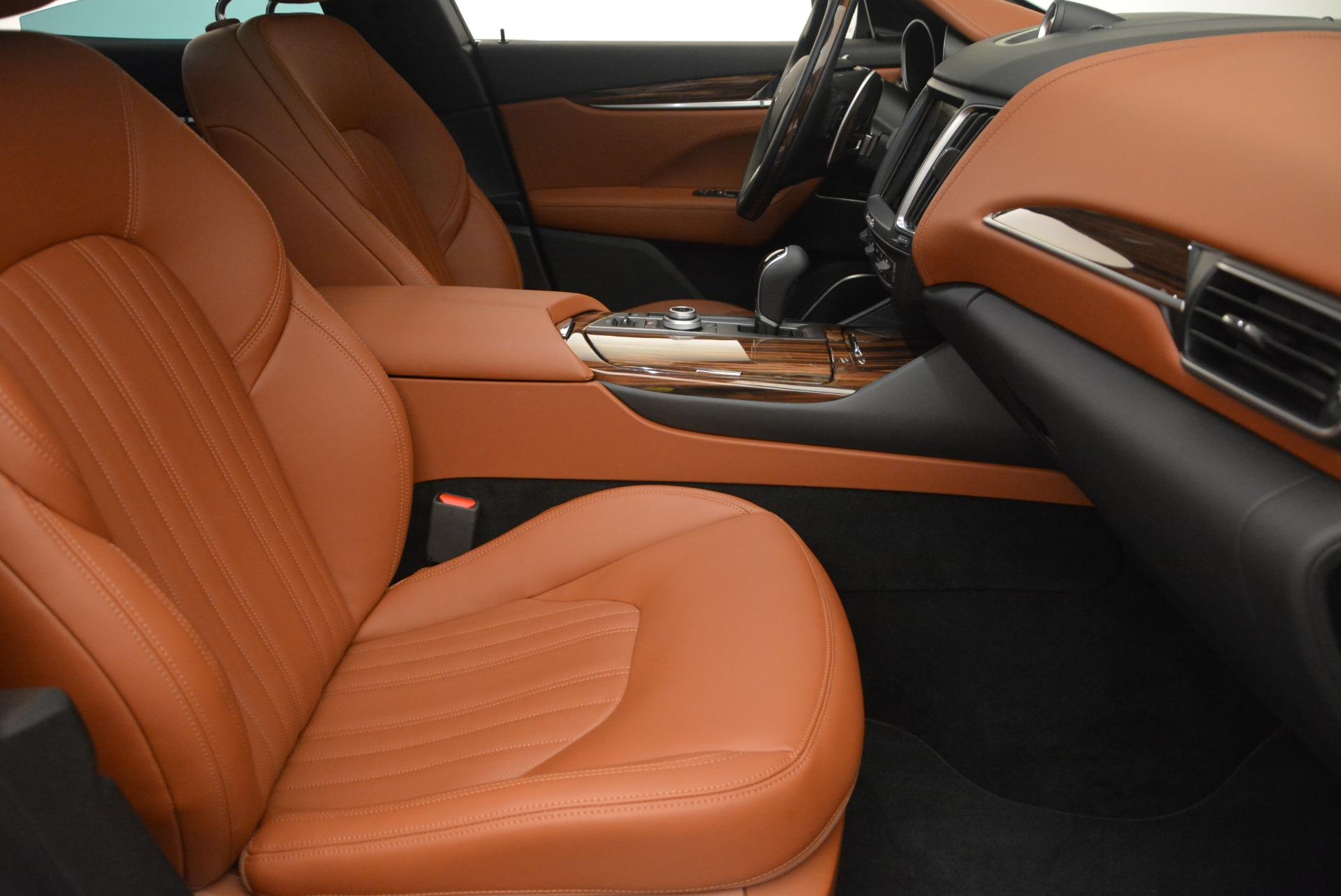 New 2017 Maserati Levante  For Sale In Greenwich, CT 612_p20
