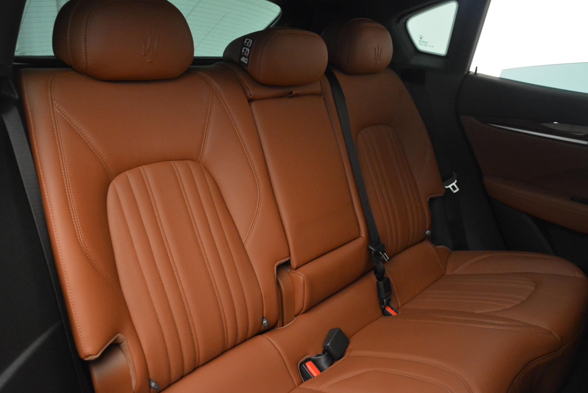 New 2017 Maserati Levante  For Sale In Greenwich, CT 612_p24