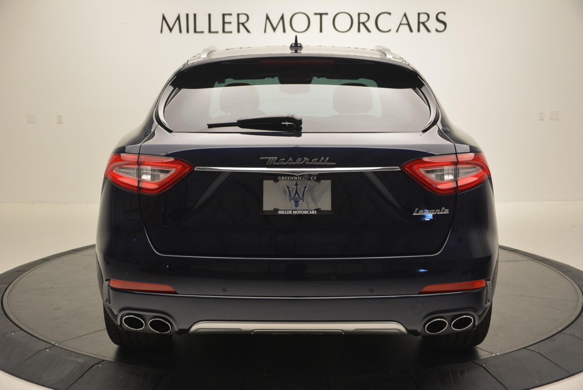 New 2017 Maserati Levante  For Sale In Greenwich, CT 612_p40