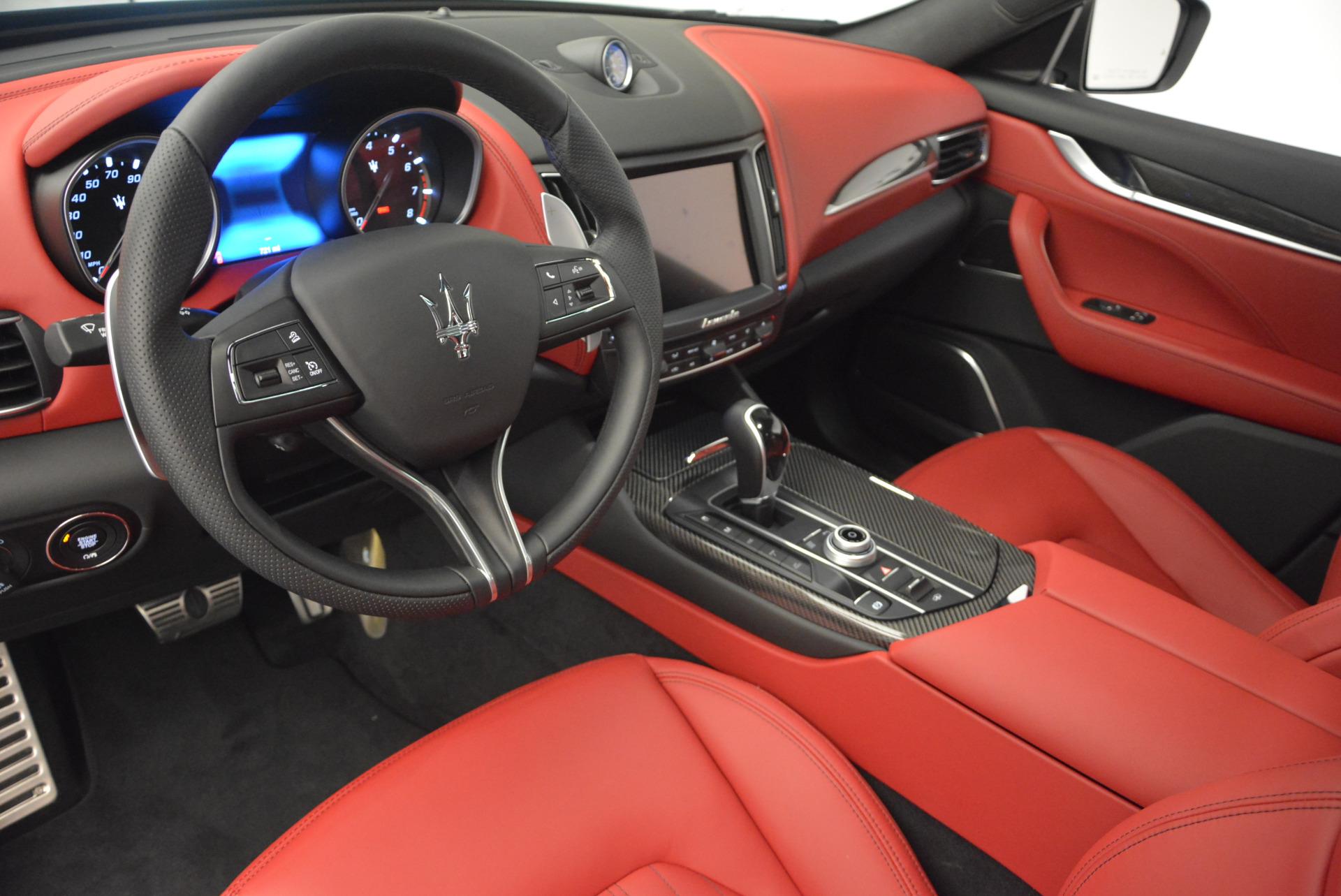 New 2017 Maserati Levante  For Sale In Greenwich, CT 613_p14