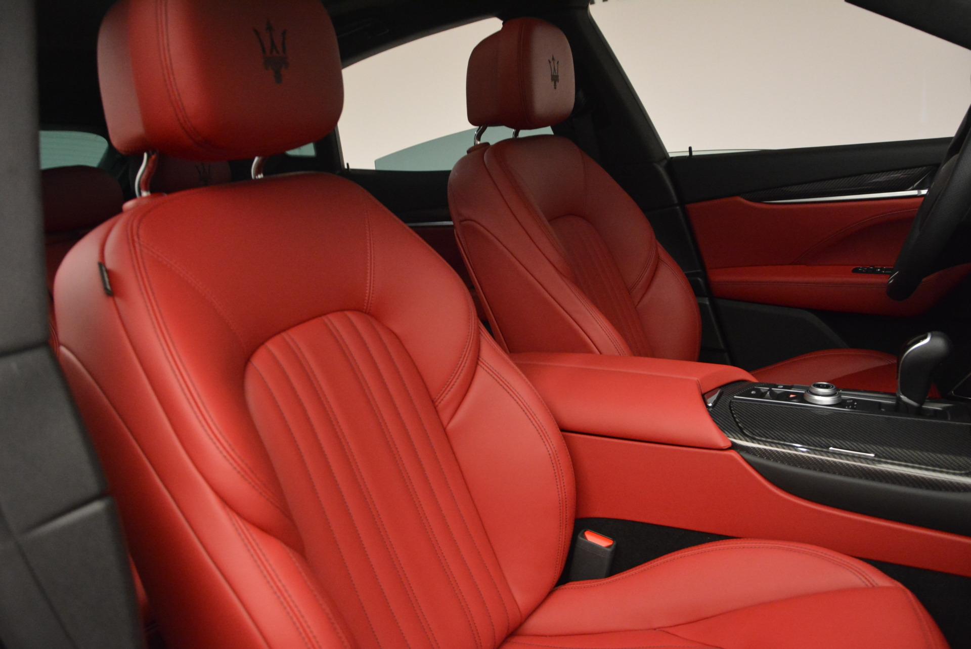 New 2017 Maserati Levante  For Sale In Greenwich, CT 613_p23