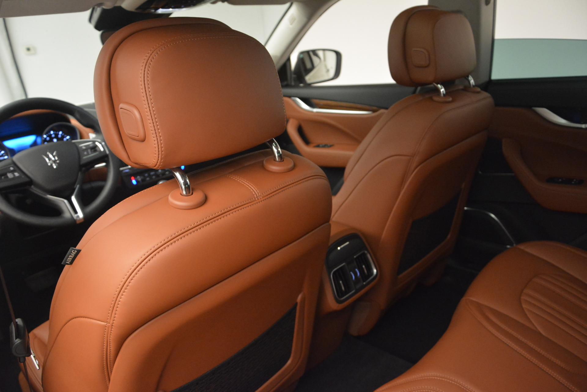New 2017 Maserati Levante  For Sale In Greenwich, CT 614_p16