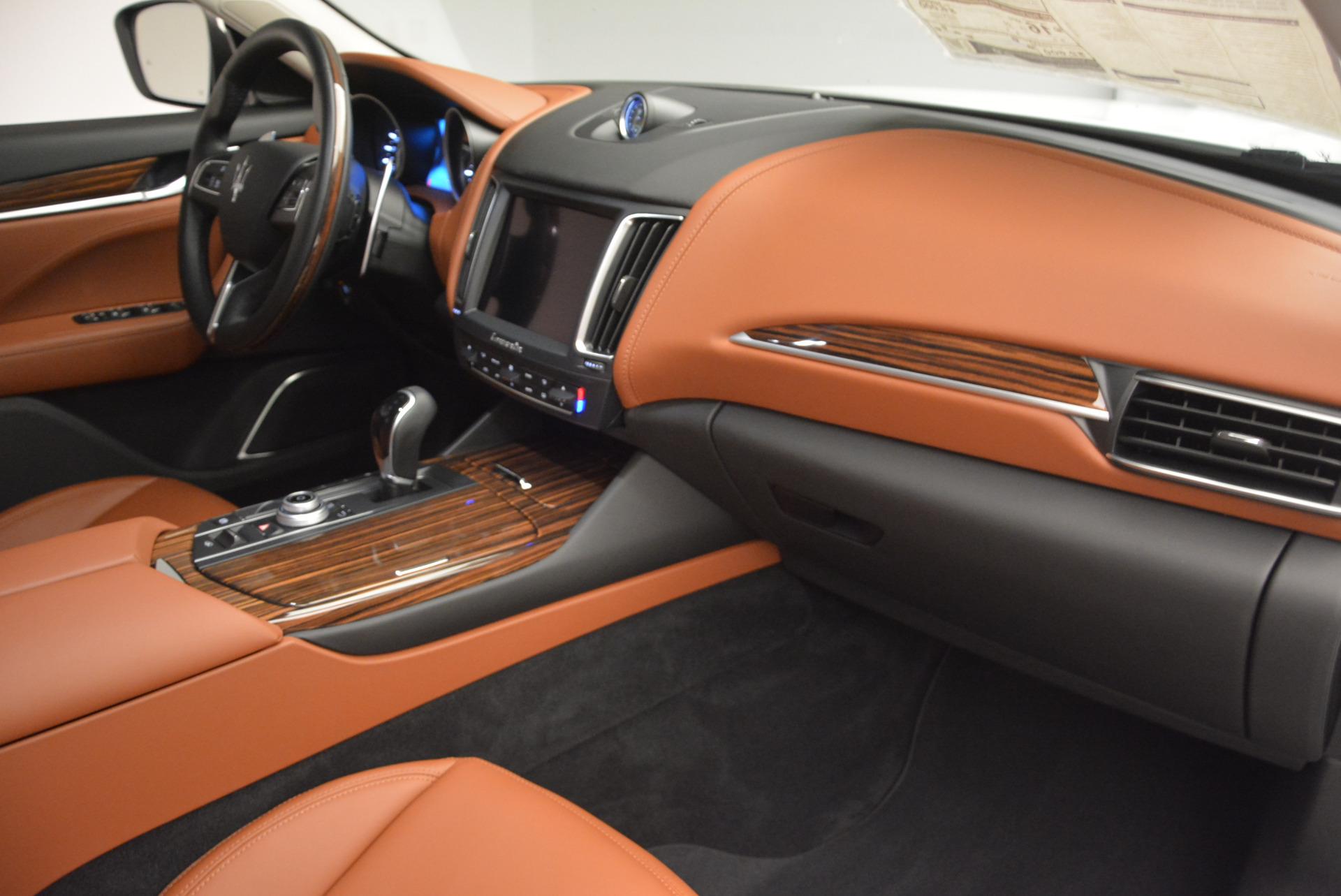 New 2017 Maserati Levante  For Sale In Greenwich, CT 614_p19