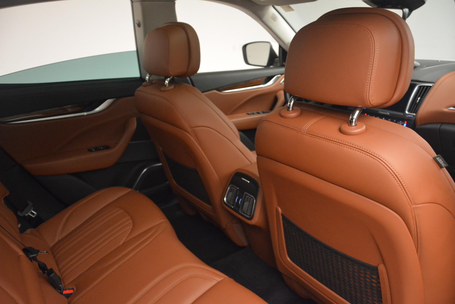 New 2017 Maserati Levante  For Sale In Greenwich, CT 614_p22