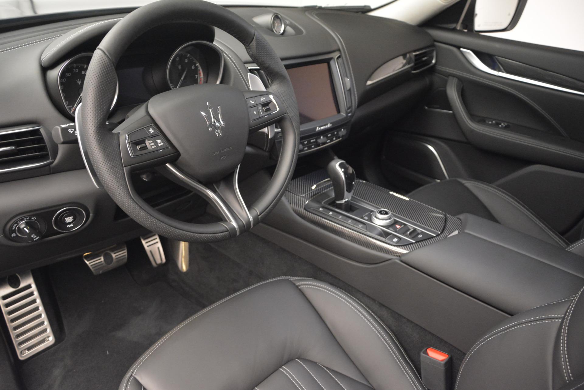 New 2017 Maserati Levante  For Sale In Greenwich, CT 615_p14