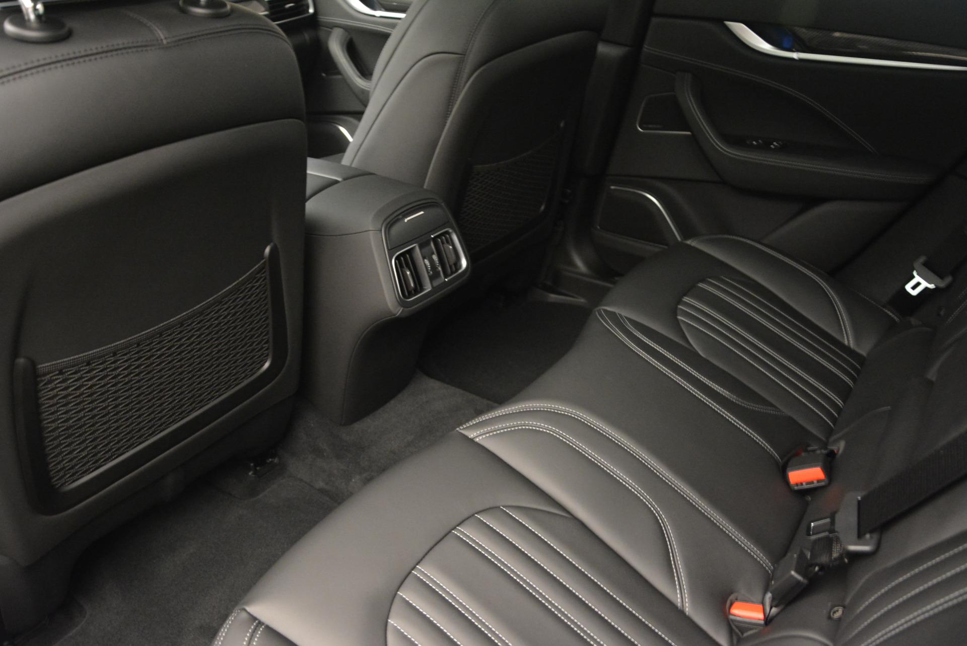 New 2017 Maserati Levante  For Sale In Greenwich, CT 615_p20