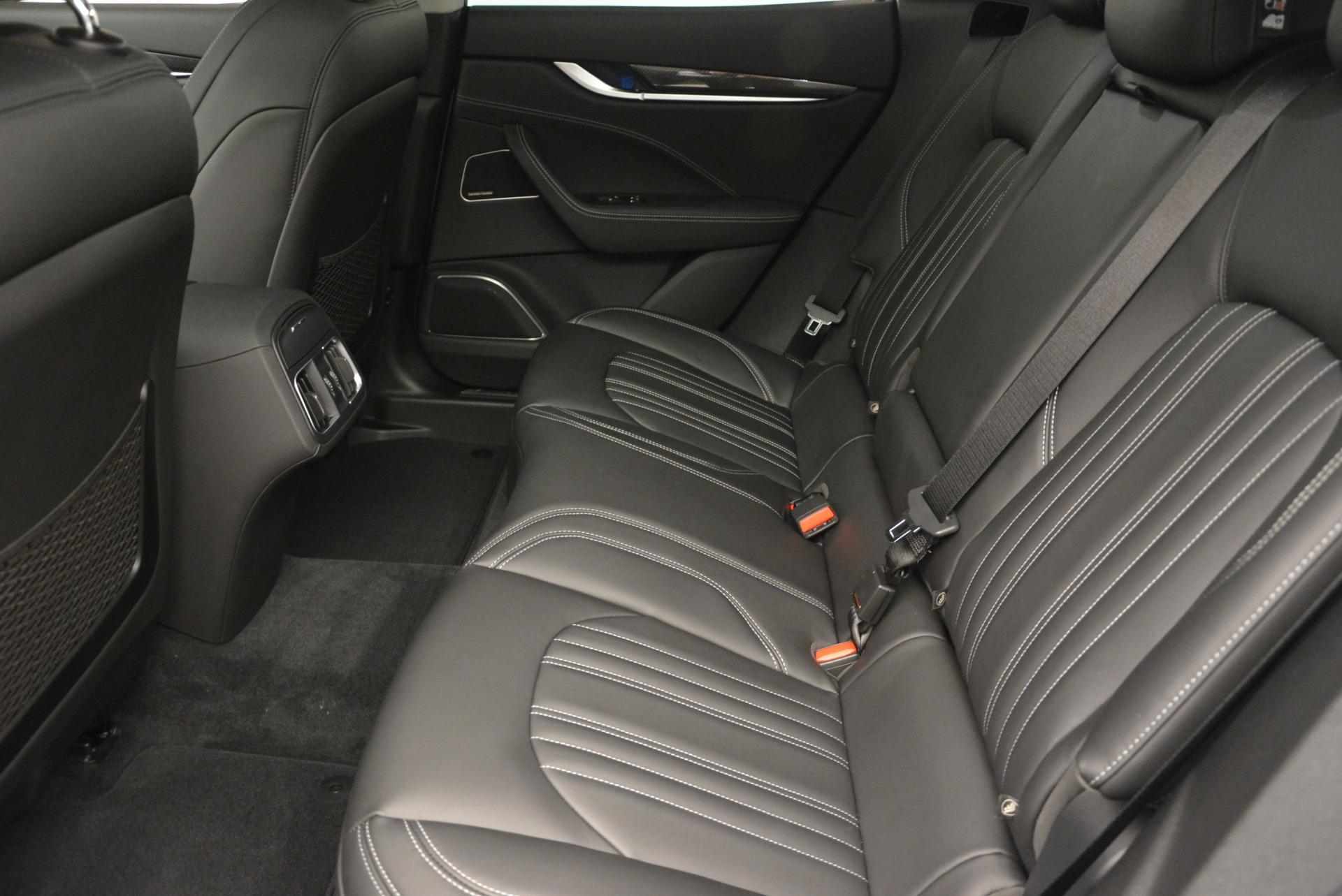 New 2017 Maserati Levante  For Sale In Greenwich, CT 615_p21