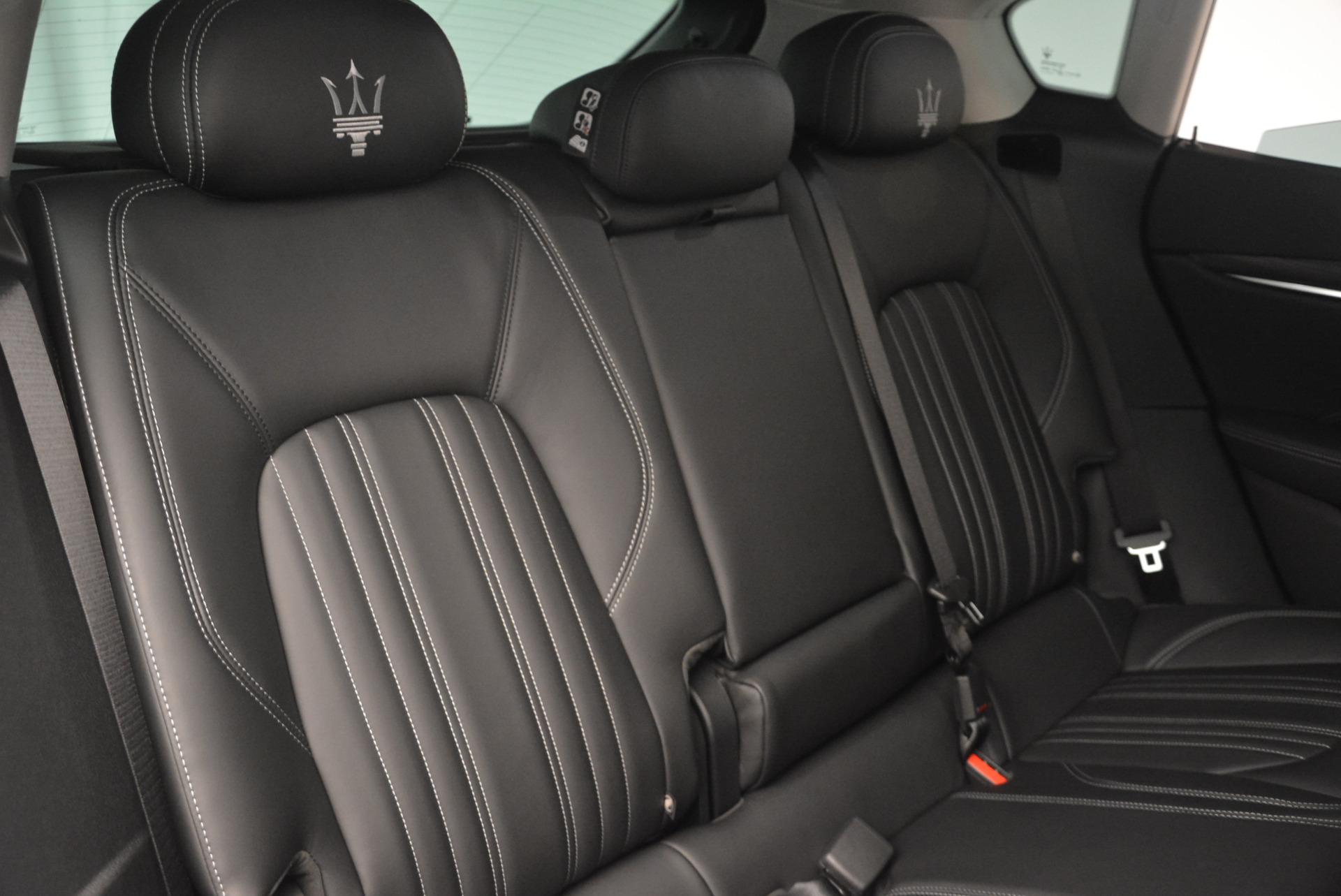 New 2017 Maserati Levante  For Sale In Greenwich, CT 615_p28