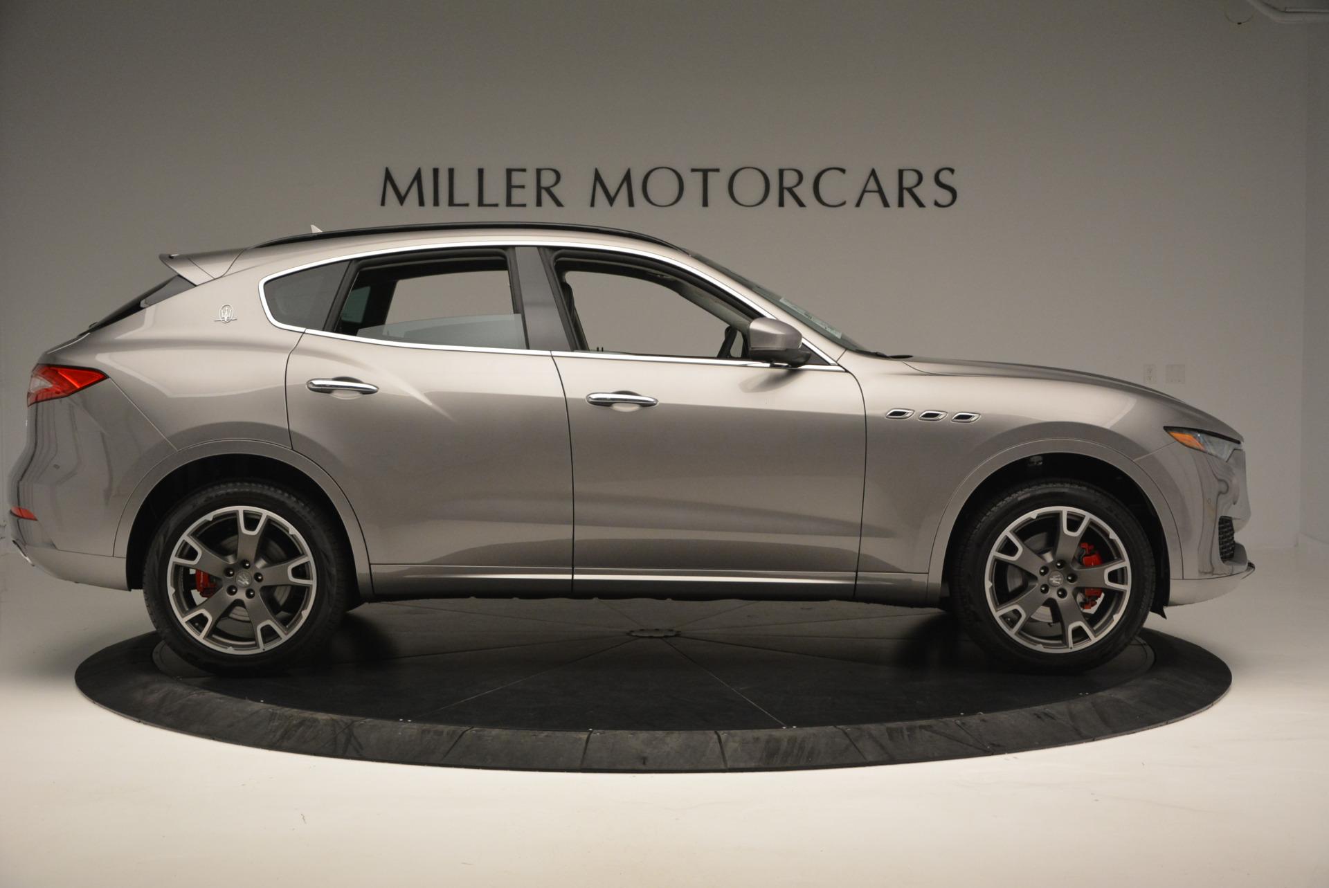 New 2017 Maserati Levante  For Sale In Greenwich, CT 615_p9