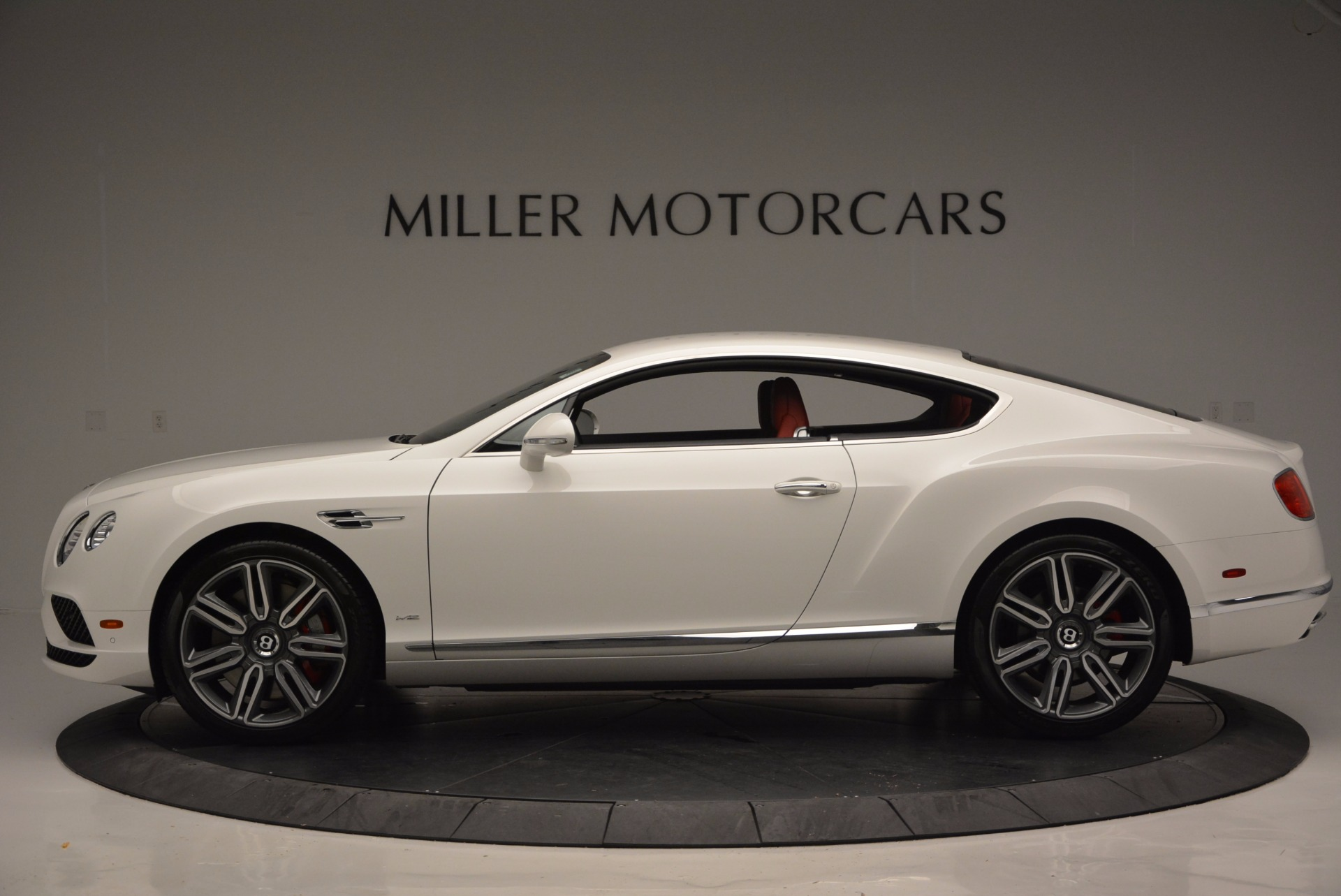 Used 2016 Bentley Continental GT  For Sale In Greenwich, CT 618_p3