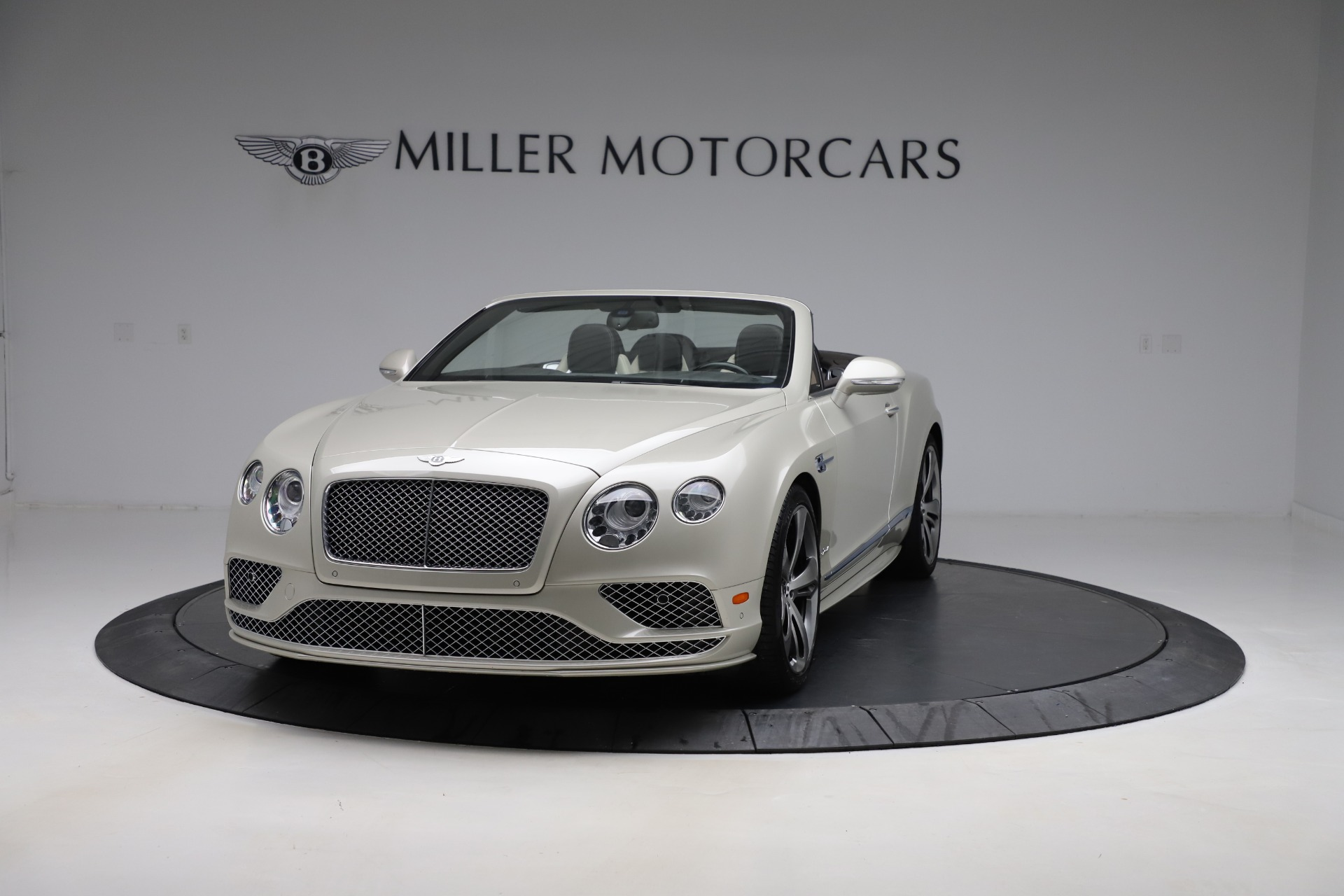 Used 2016 Bentley Continental GT Speed Convertible  For Sale In Greenwich, CT 619_main