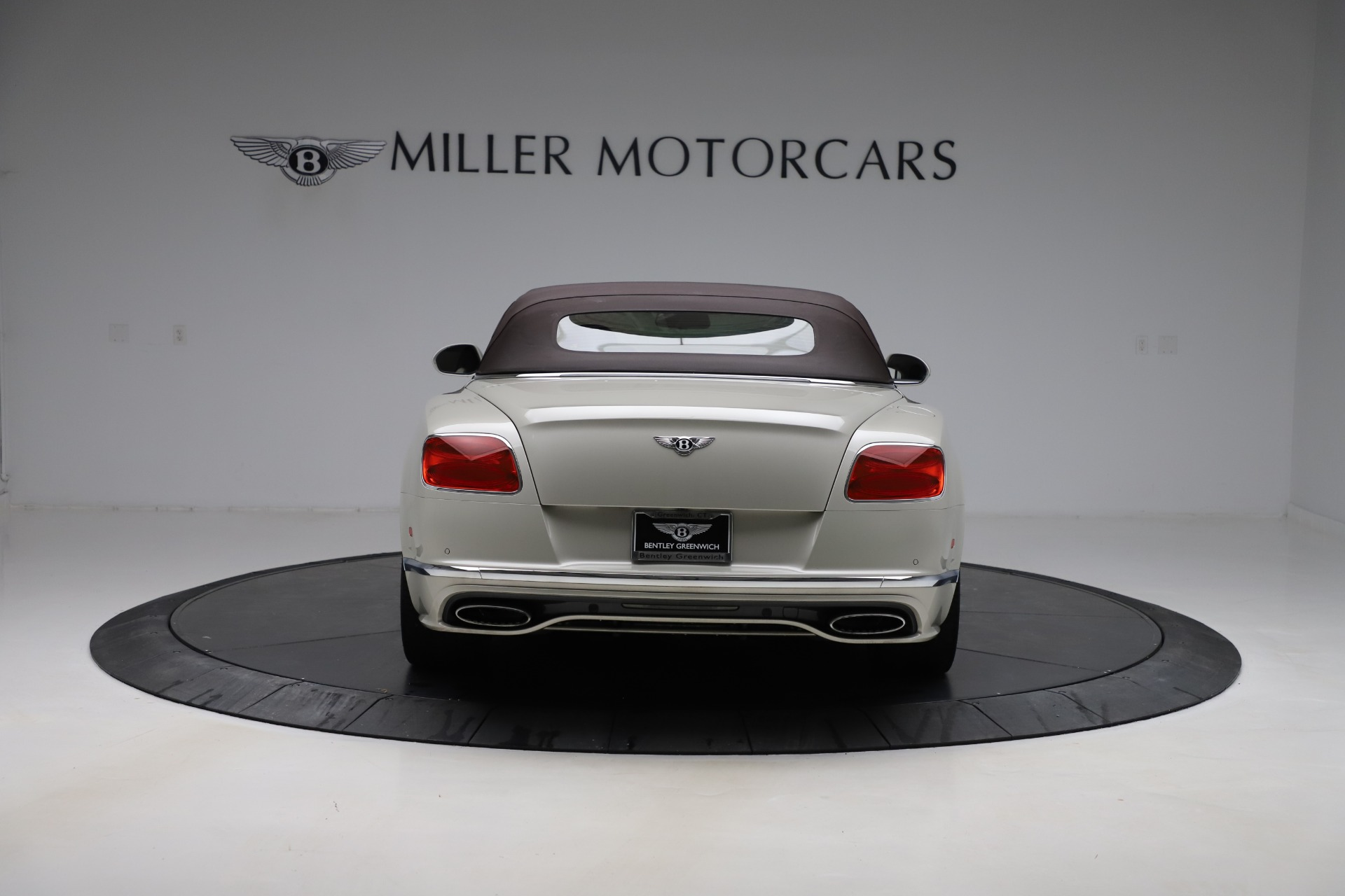 Used 2016 Bentley Continental GT Speed Convertible  For Sale In Greenwich, CT 619_p17
