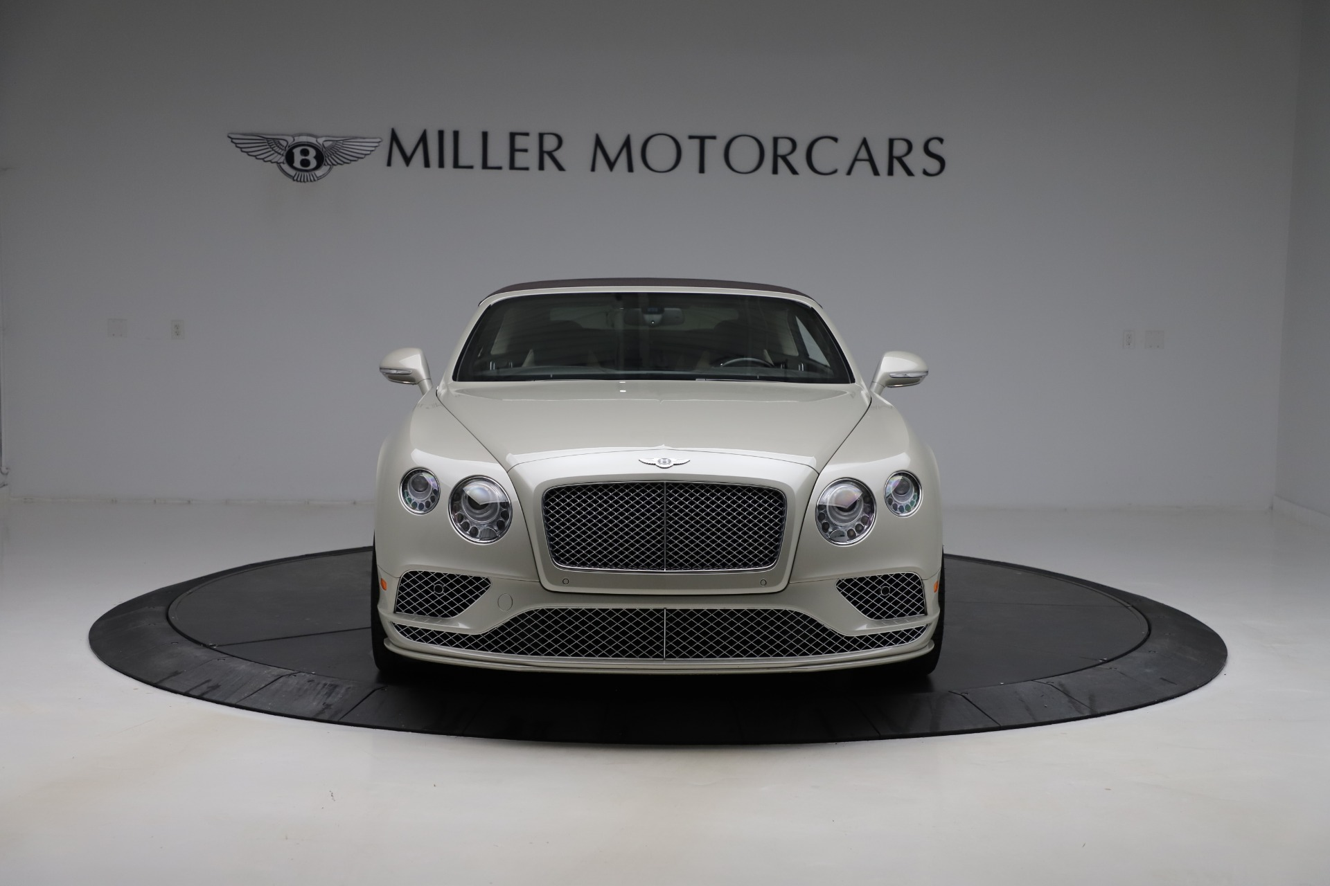 Used 2016 Bentley Continental GT Speed Convertible  For Sale In Greenwich, CT 619_p21