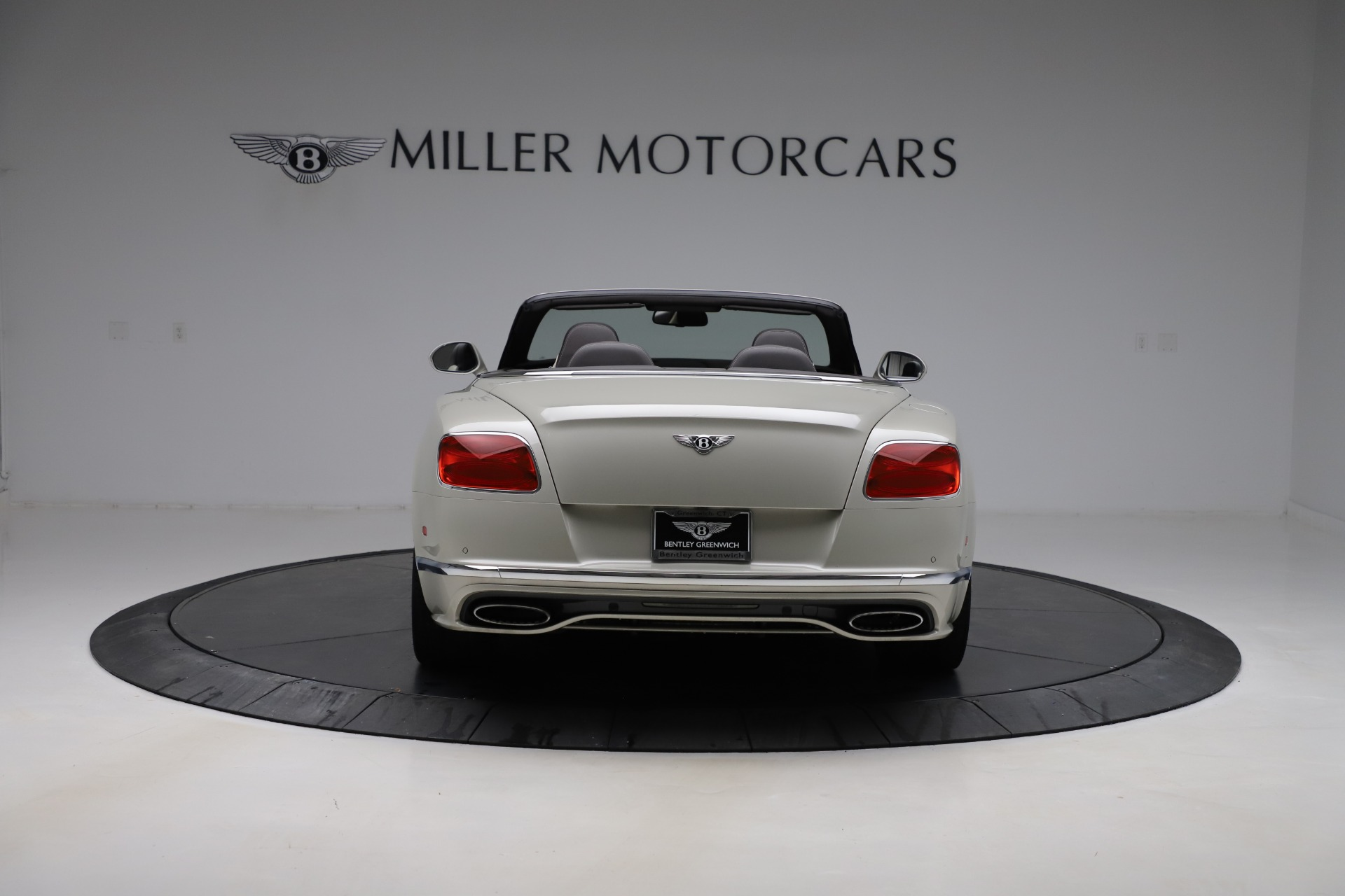 Used 2016 Bentley Continental GT Speed Convertible  For Sale In Greenwich, CT 619_p6
