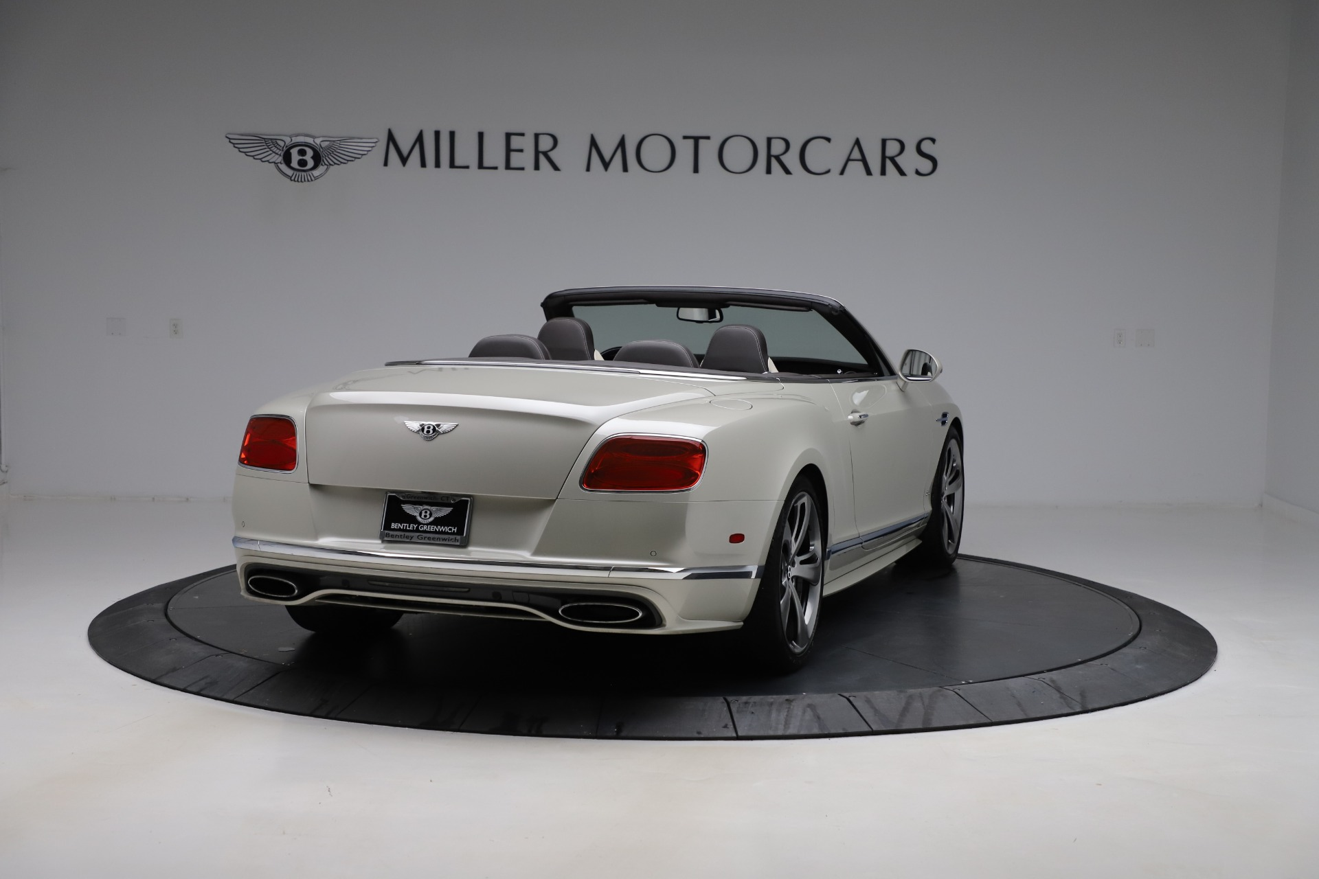 Used 2016 Bentley Continental GT Speed Convertible  For Sale In Greenwich, CT 619_p8