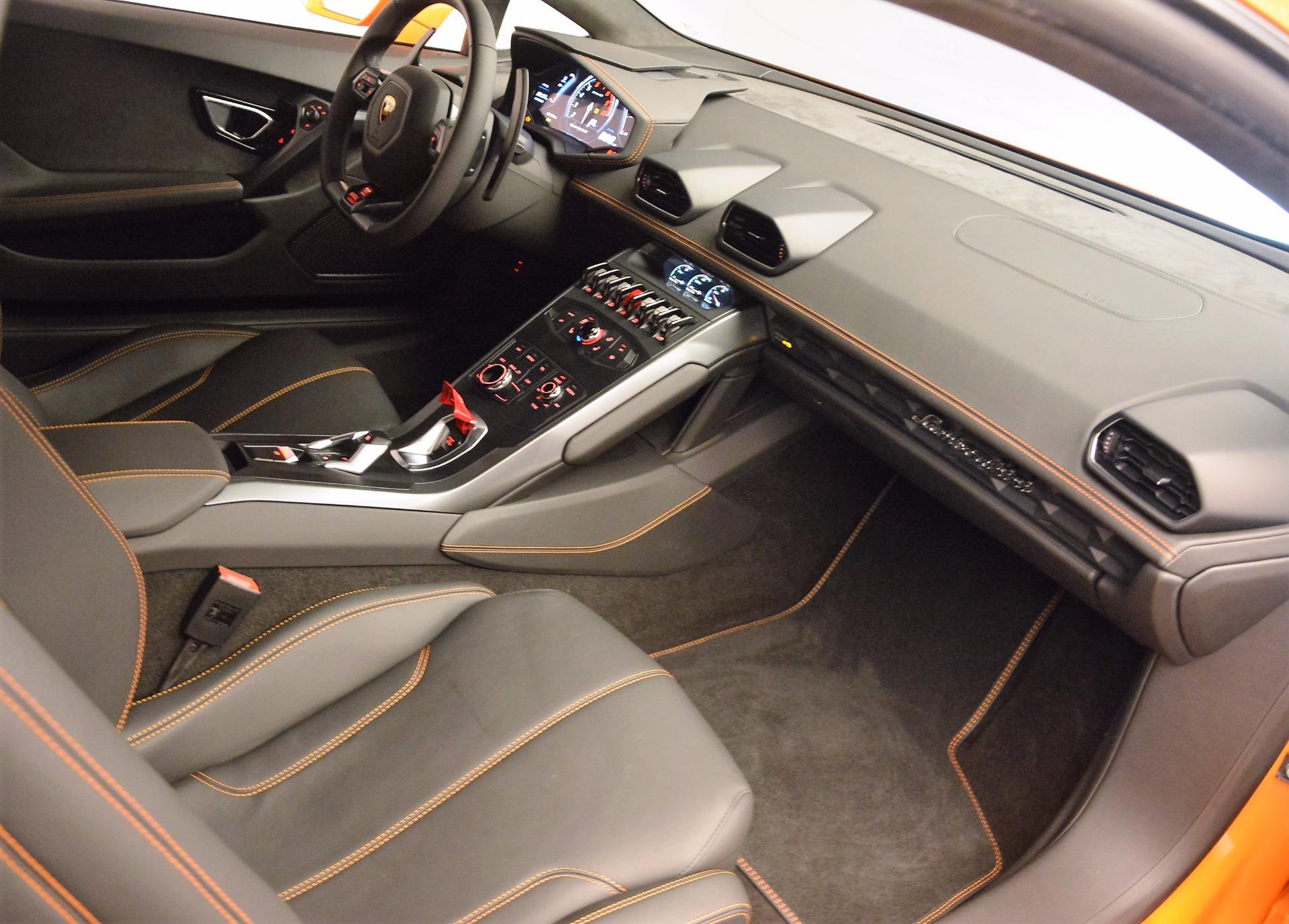 Used 2015 Lamborghini Huracan LP 610-4 For Sale In Greenwich, CT 621_p17