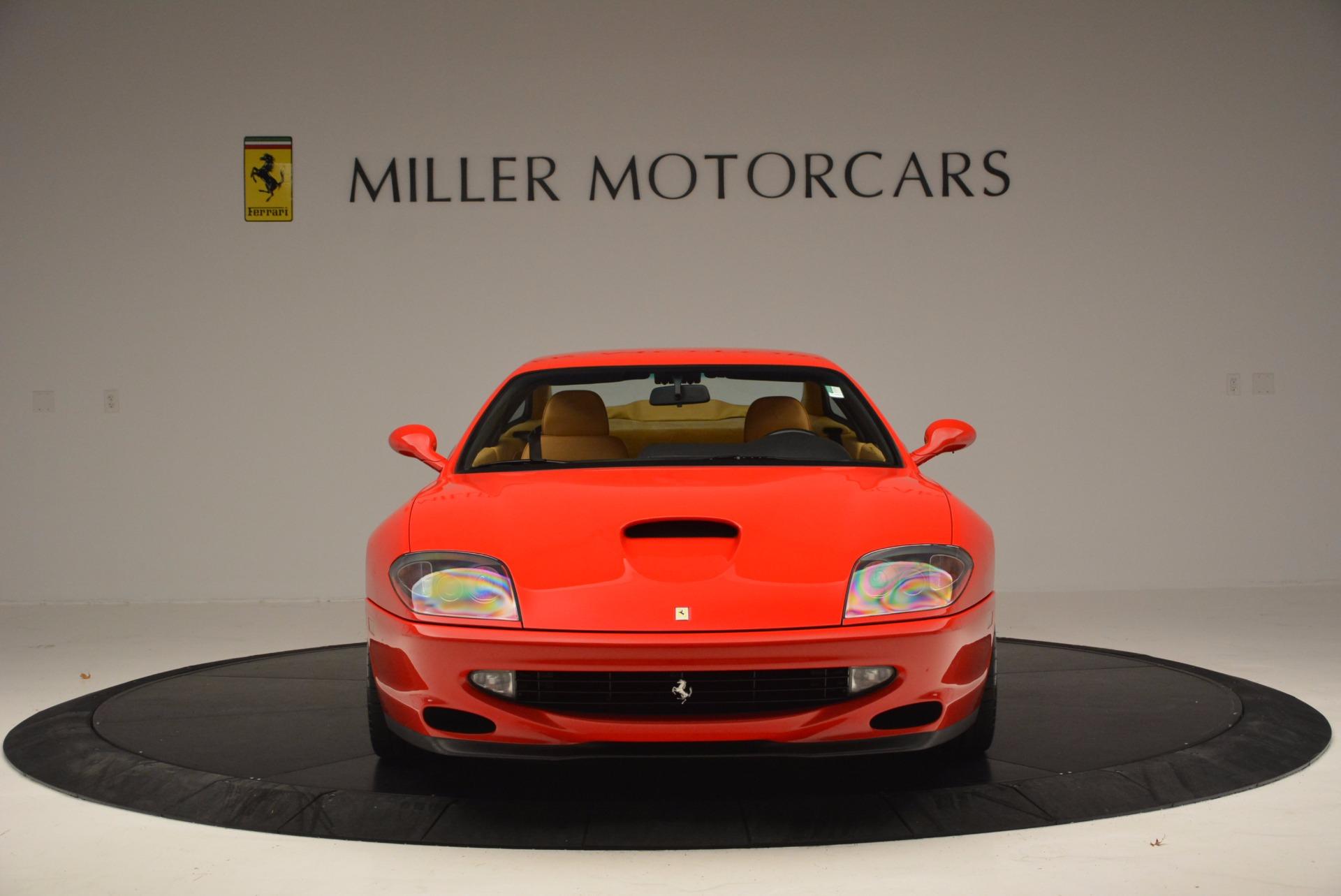 Used 2000 Ferrari 550 Maranello  For Sale In Greenwich, CT 623_p12