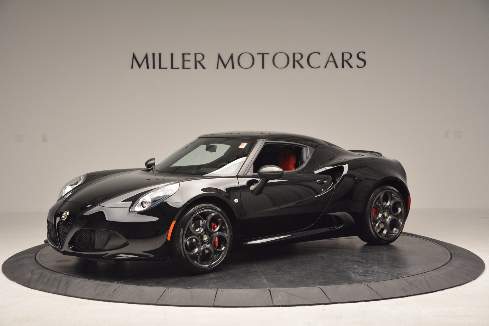 New 2016 Alfa Romeo 4C  For Sale In Greenwich, CT 624_p2