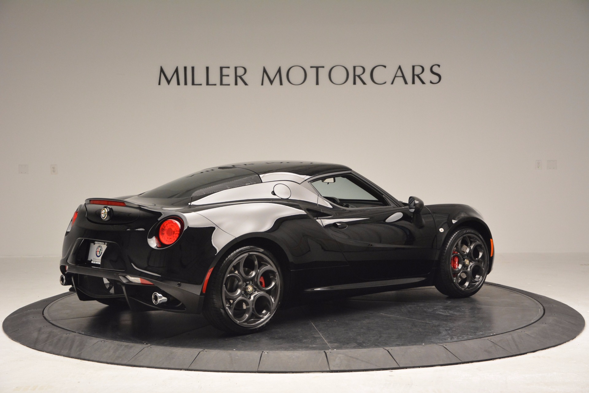New 2016 Alfa Romeo 4C  For Sale In Greenwich, CT 624_p8