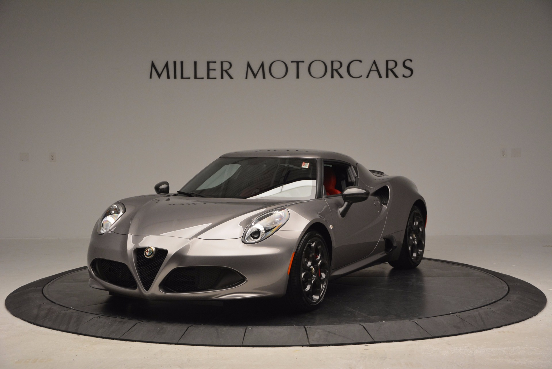New 2016 Alfa Romeo 4C  For Sale In Greenwich, CT