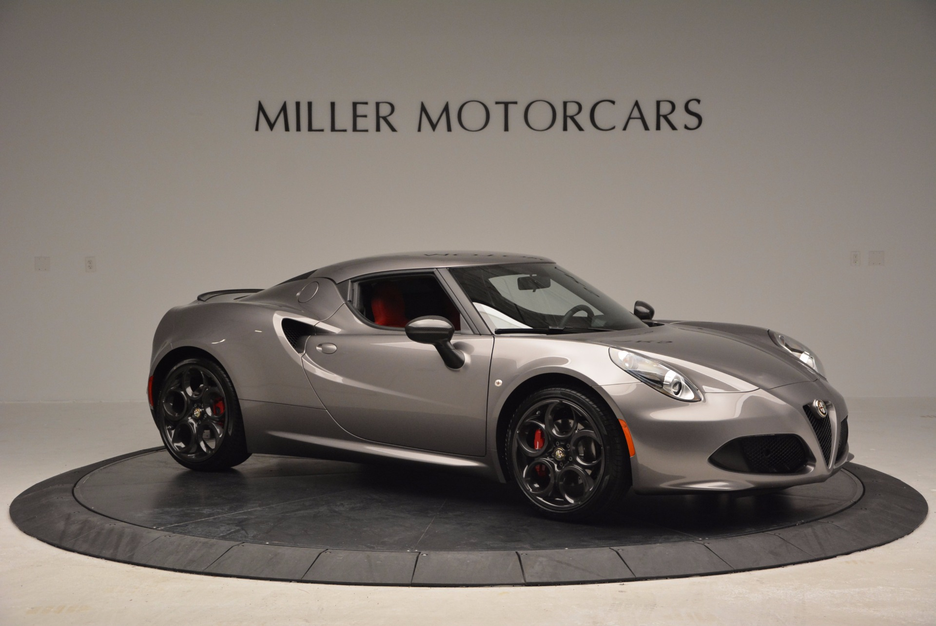 New 2016 Alfa Romeo 4C  For Sale In Greenwich, CT 625_p10