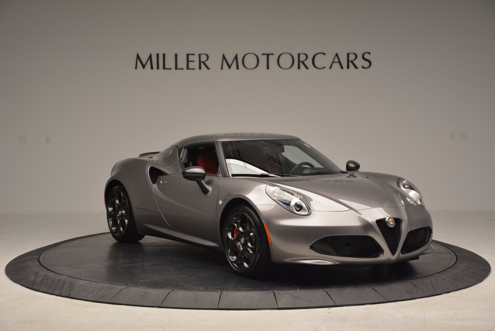New 2016 Alfa Romeo 4C  For Sale In Greenwich, CT 625_p11