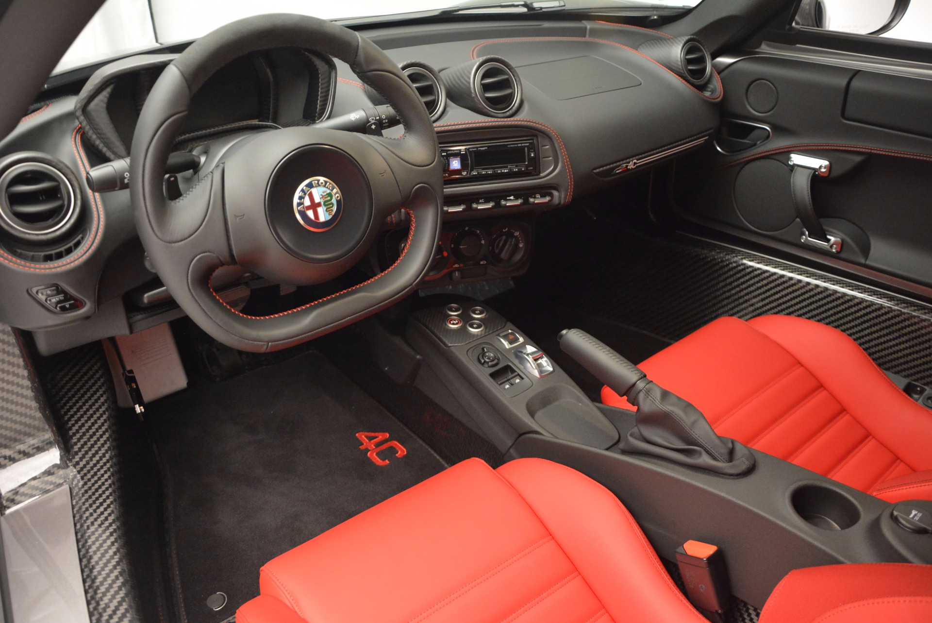 New 2016 Alfa Romeo 4C  For Sale In Greenwich, CT 625_p13