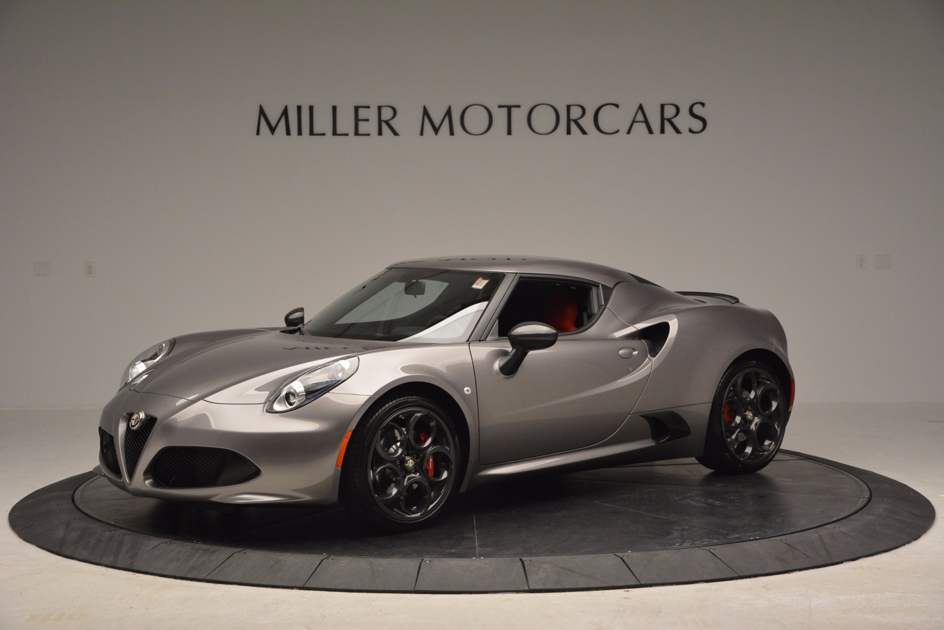 New 2016 Alfa Romeo 4C  For Sale In Greenwich, CT 625_p2