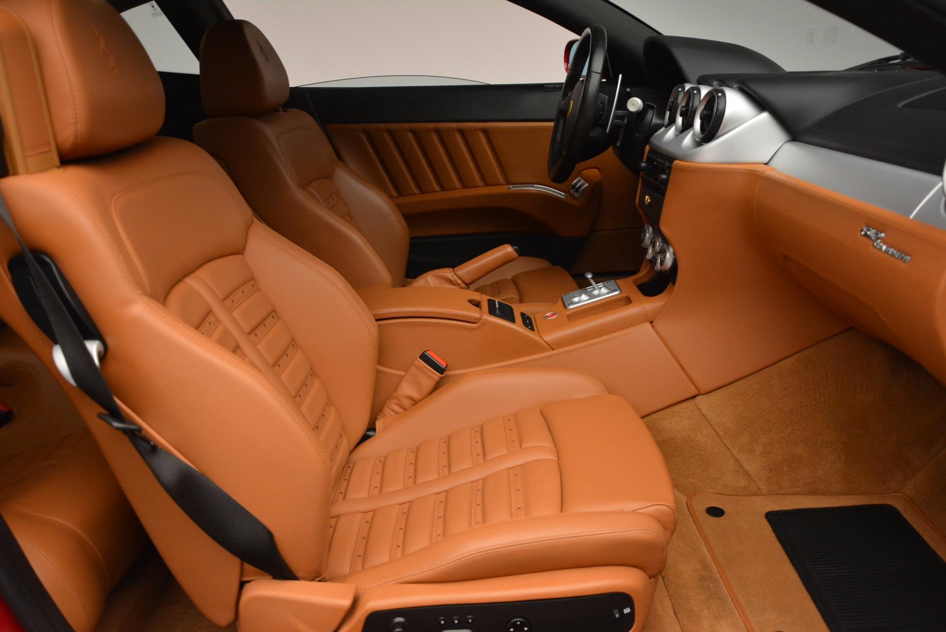 Used 2005 Ferrari 612 Scaglietti  For Sale In Greenwich, CT 626_p19