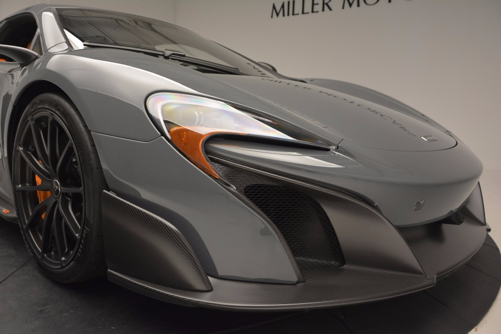 Used 2016 McLaren 675LT  For Sale In Greenwich, CT 628_p22