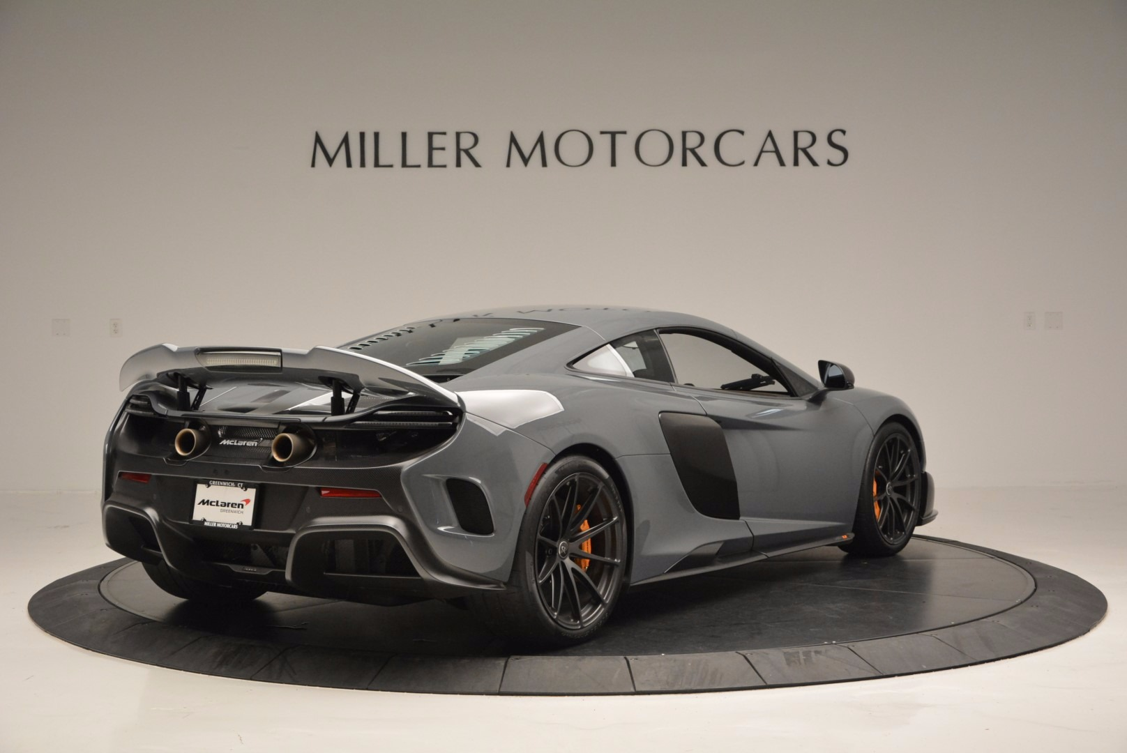 Used 2016 McLaren 675LT  For Sale In Greenwich, CT 628_p7