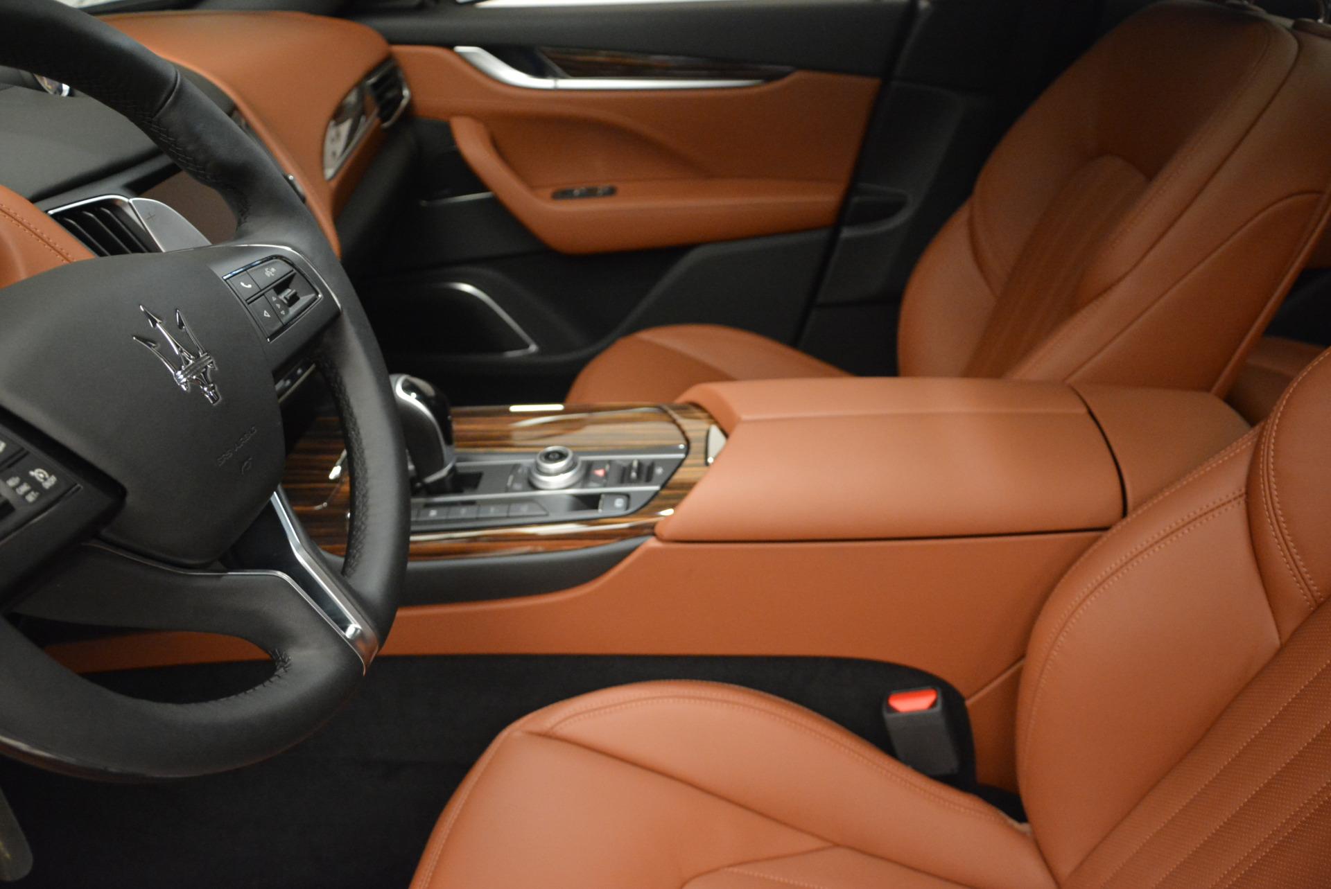 New 2017 Maserati Levante S For Sale In Greenwich, CT 629_p14