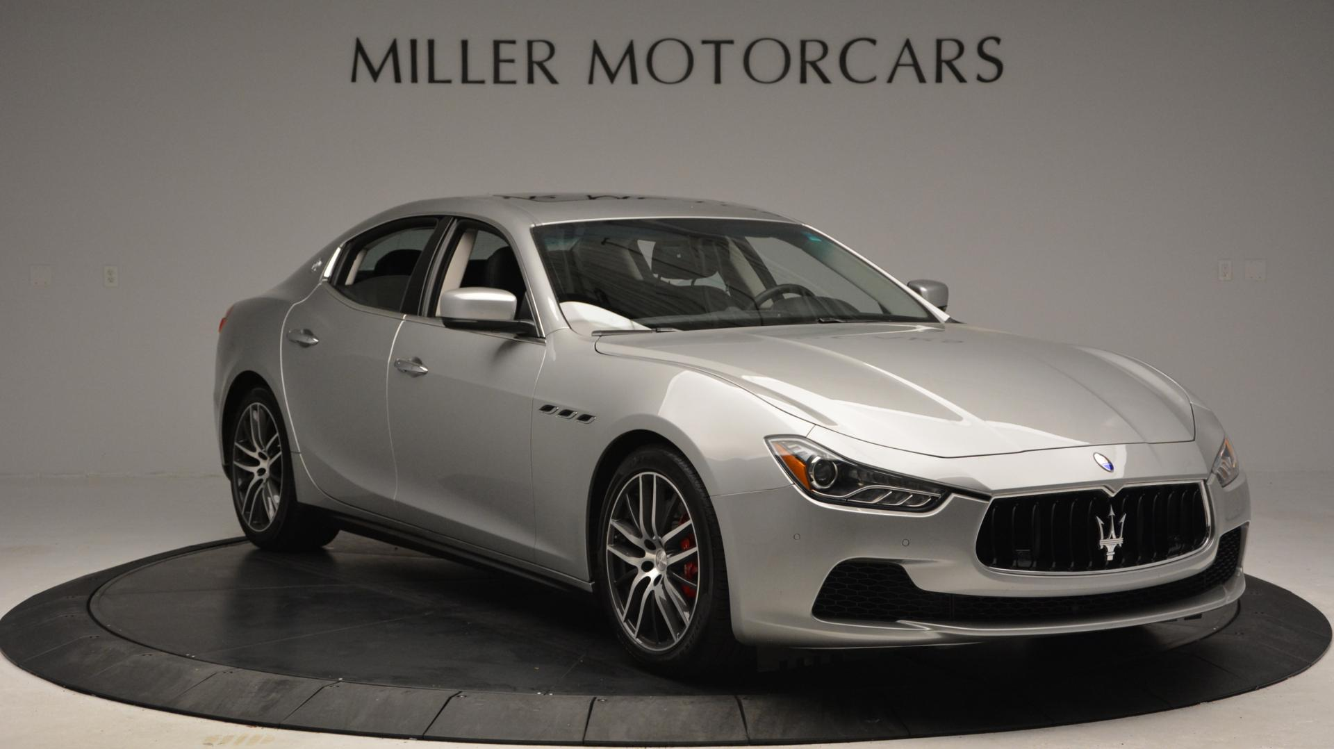 New 2016 Maserati Ghibli S Q4 For Sale In Greenwich, CT 63_p11