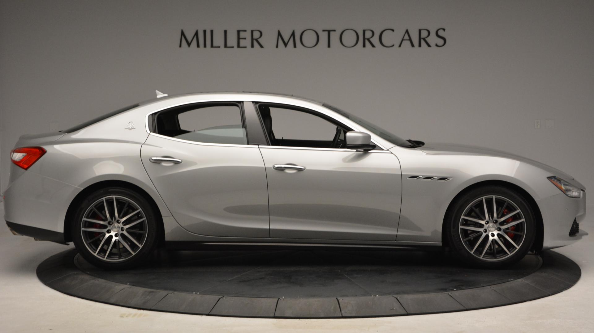 New 2016 Maserati Ghibli S Q4 For Sale In Greenwich, CT 63_p9