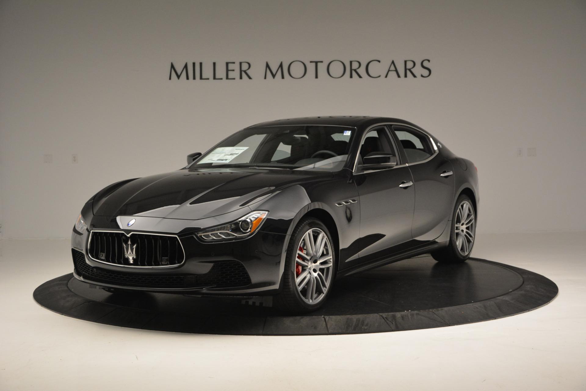 New 2017 Maserati Ghibli S Q4 For Sale In Greenwich, CT 630_main