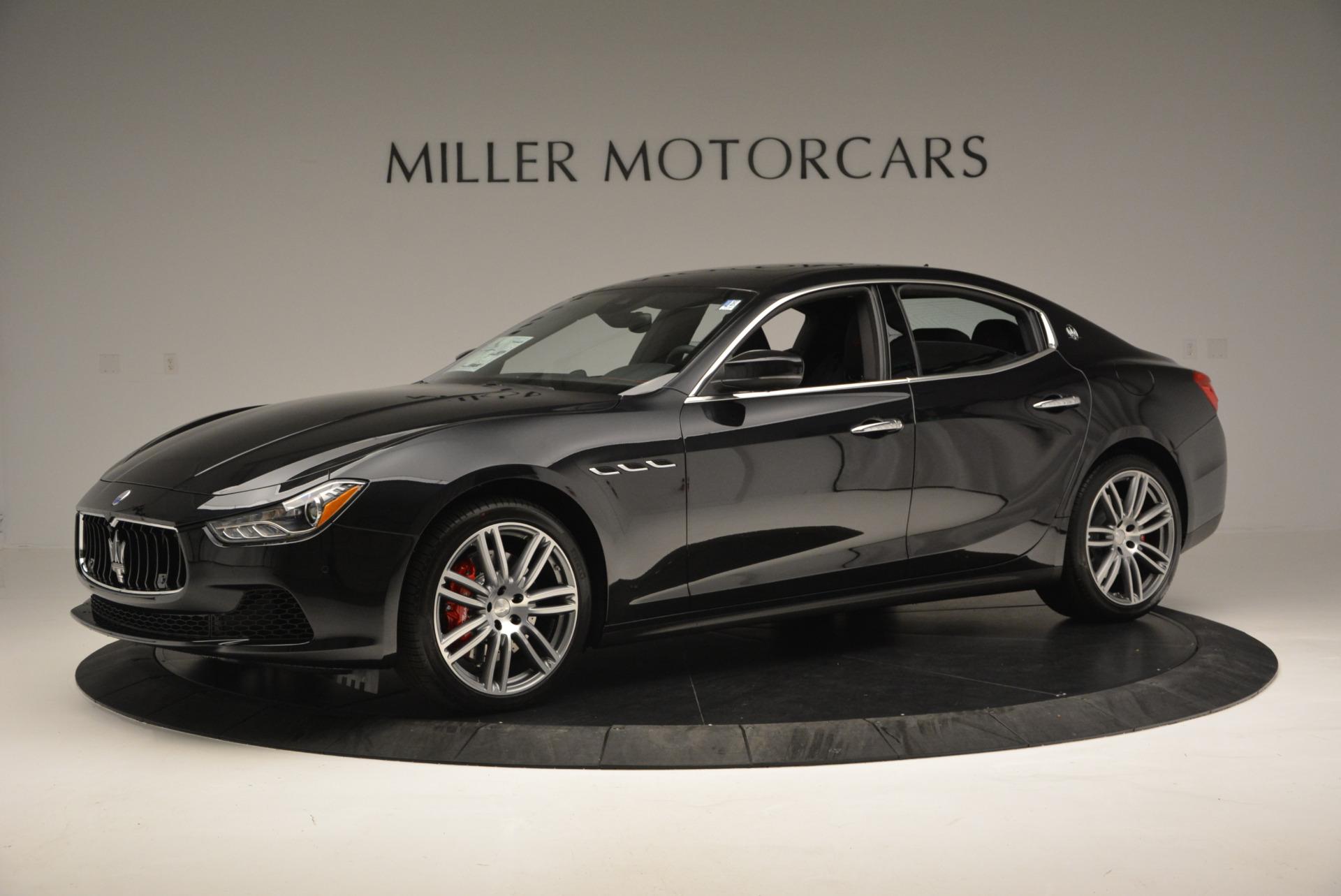 New 2017 Maserati Ghibli S Q4 For Sale In Greenwich, CT 630_p2