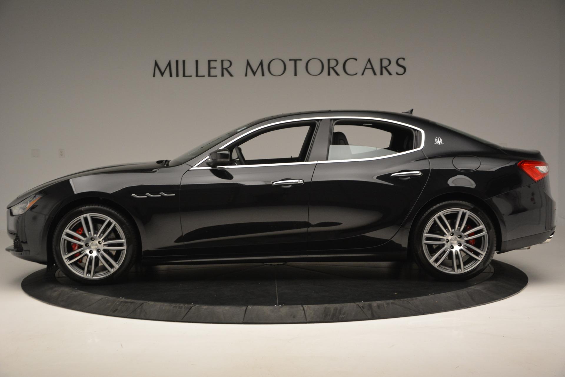 New 2017 Maserati Ghibli S Q4 For Sale In Greenwich, CT 630_p3