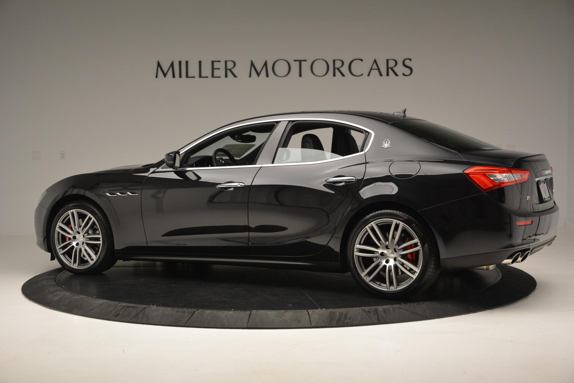 New 2017 Maserati Ghibli S Q4 For Sale In Greenwich, CT 630_p4