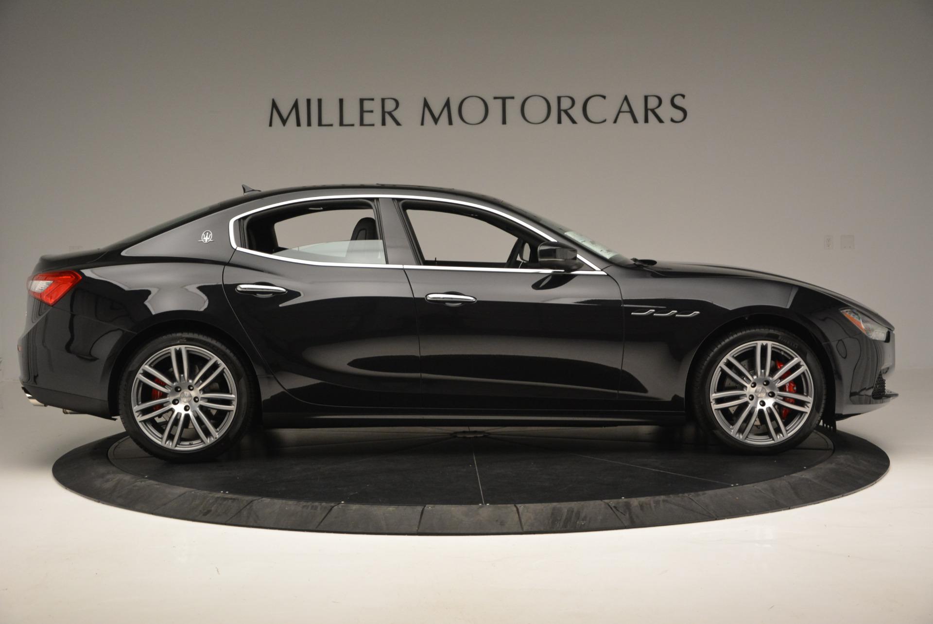New 2017 Maserati Ghibli S Q4 For Sale In Greenwich, CT 630_p9